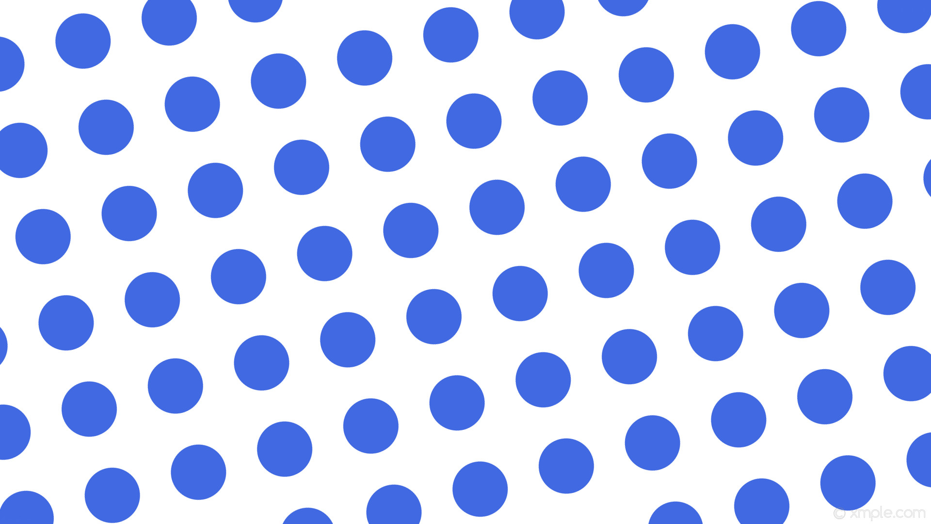 wallpaper white polka dots blue spots royal blue #ffffff #4169e1 285° 114px  184px