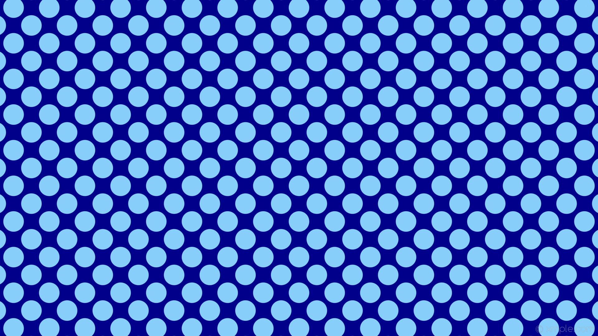 wallpaper spots blue polka dots dark blue light sky blue #00008b #87cefa  135°
