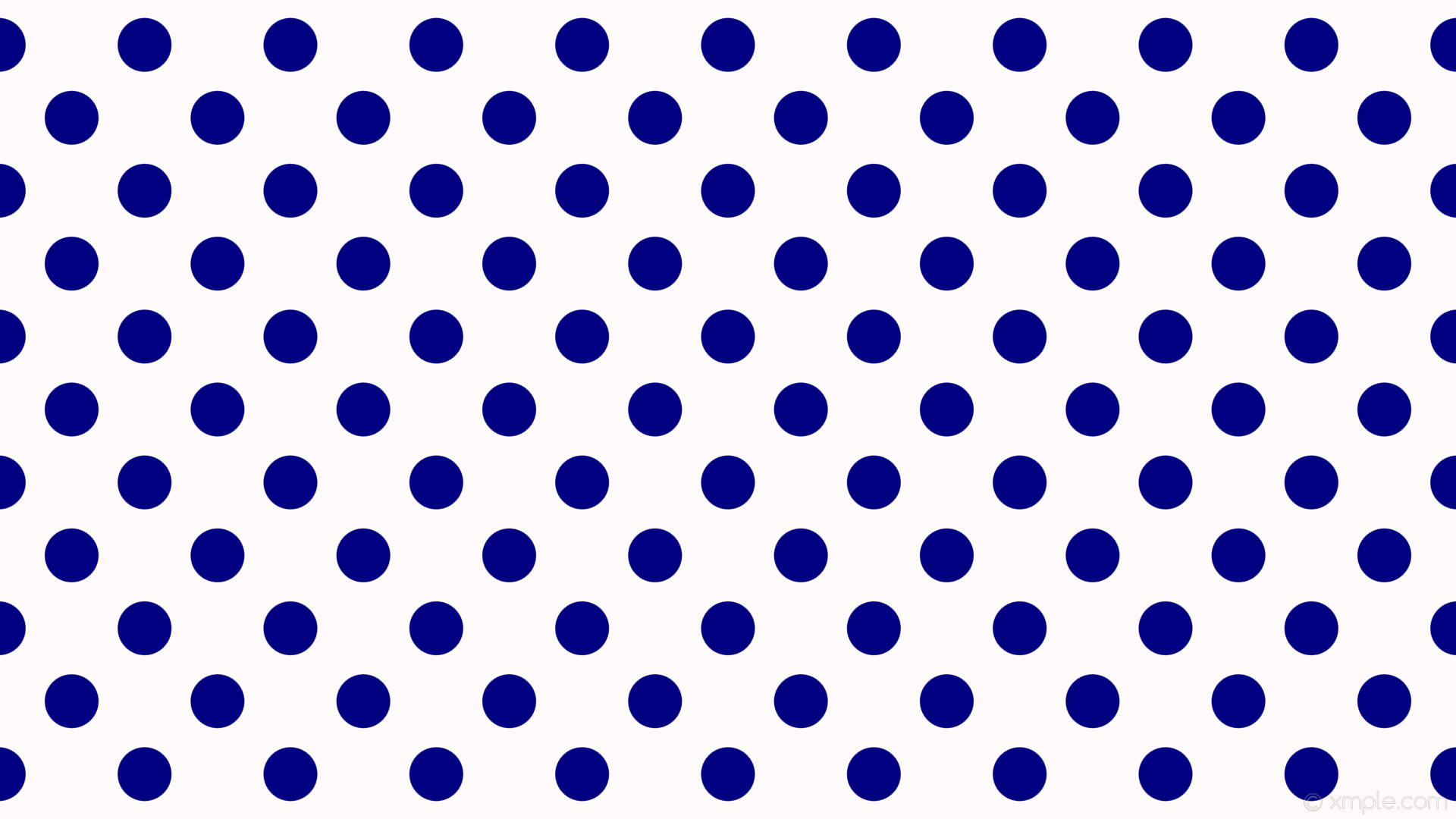 wallpaper spots polka dots white blue snow navy #fffafa #000080 135° 71px  136px