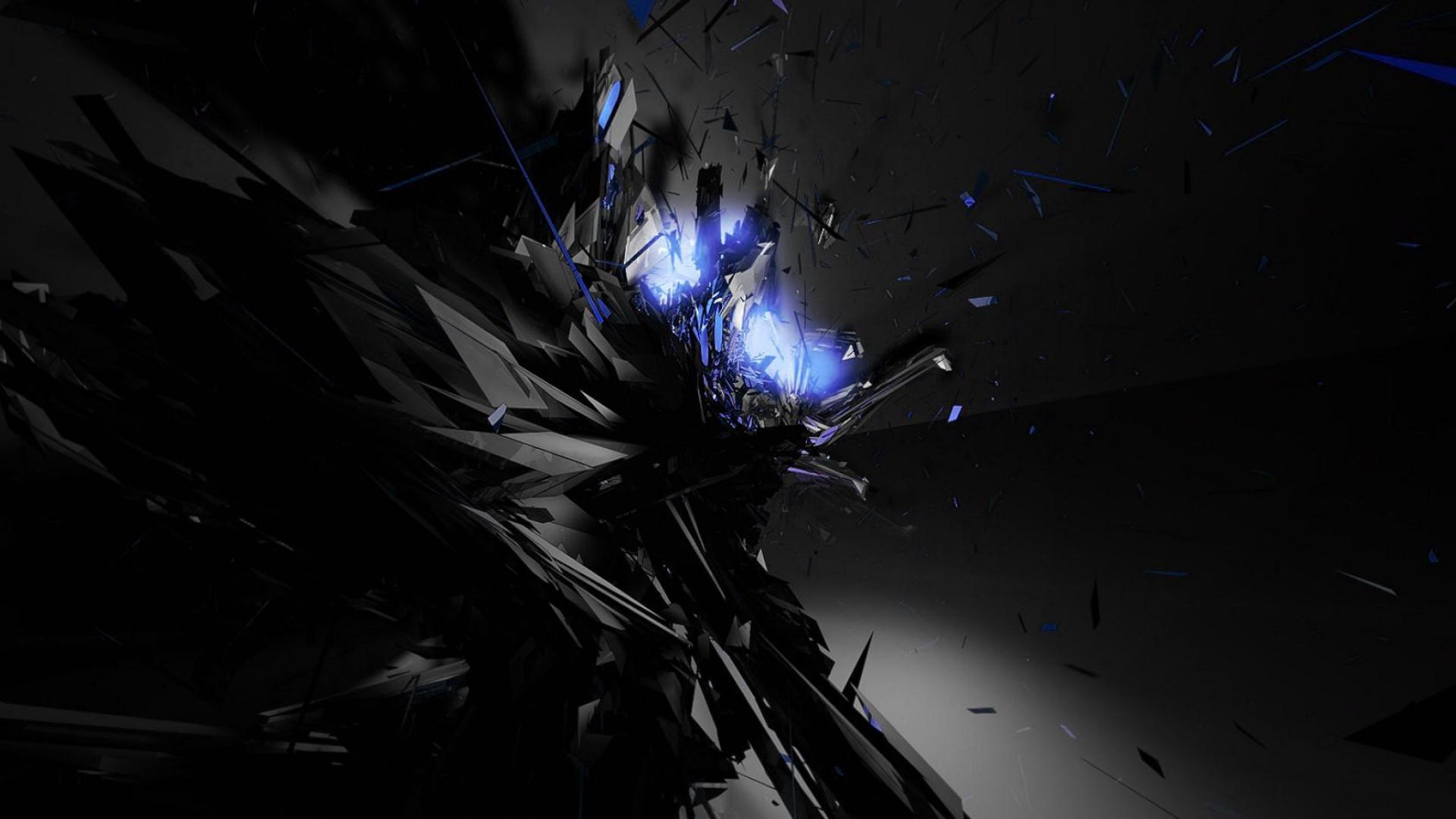 Abstract Darkness | Abstract Dark Wallpaper