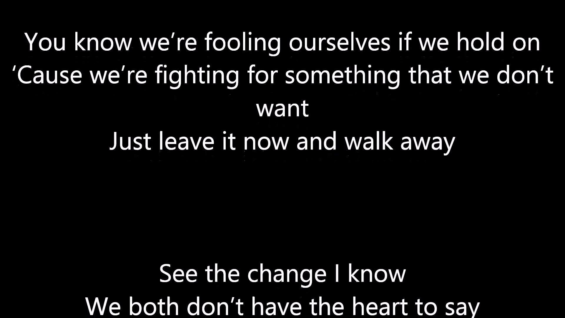Ann Sophie – Black Smoke (Lyrics)