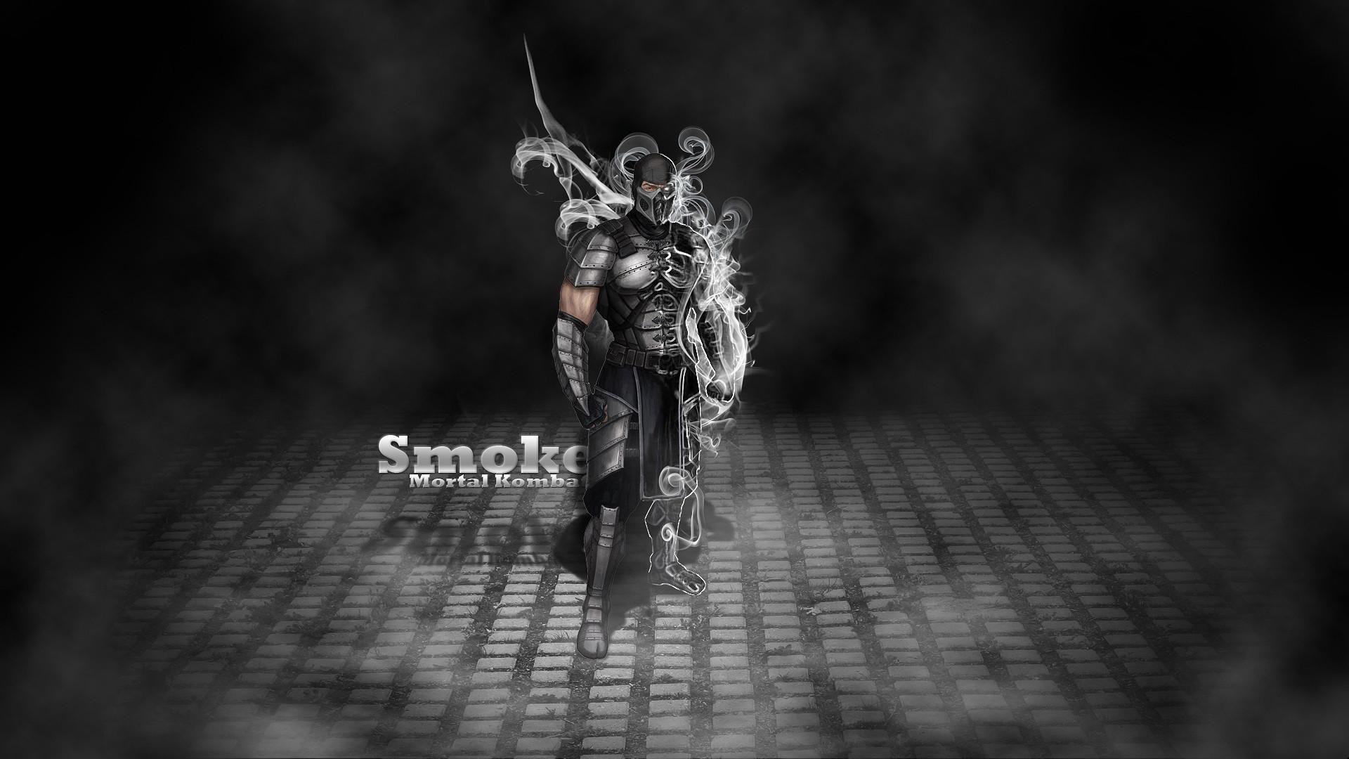 Mortal Kombat X Smoke Wallpaper – WallpaperSafari
