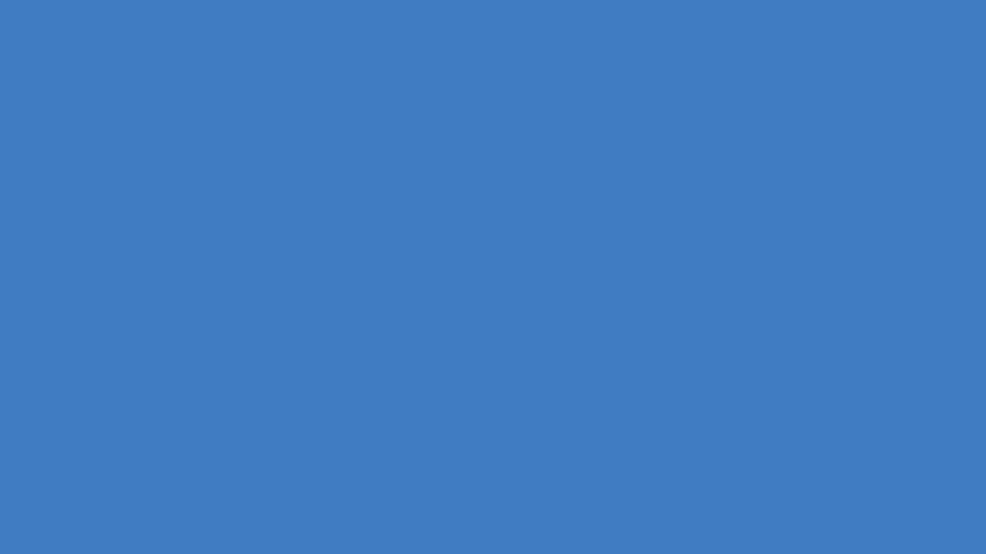 Solid Color Blue