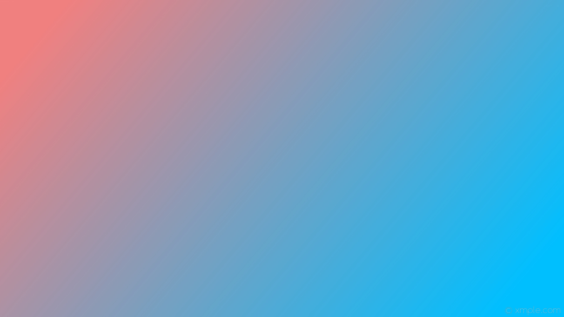 wallpaper gradient blue linear red deep sky blue light coral #00bfff  #f08080 345°
