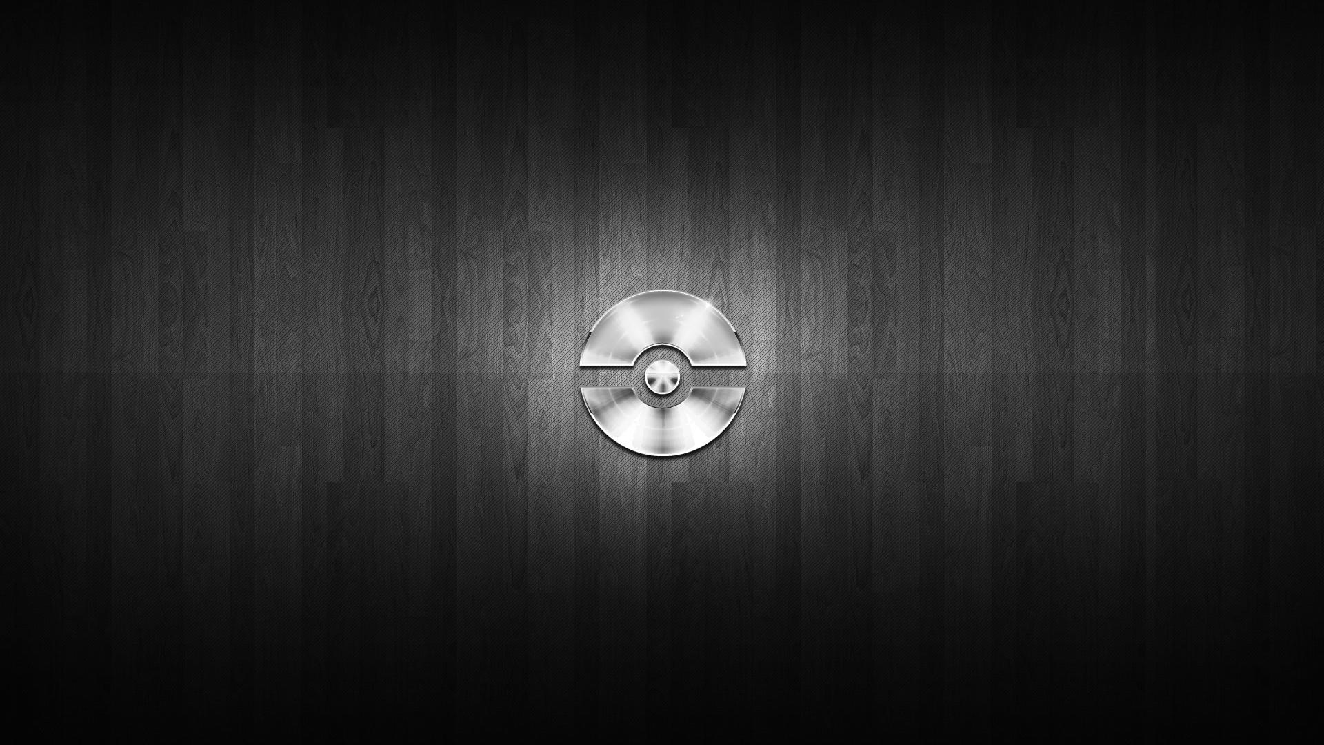 chrome pokeball wallpaper by aleksparx fan art wallpaper games 2013 .