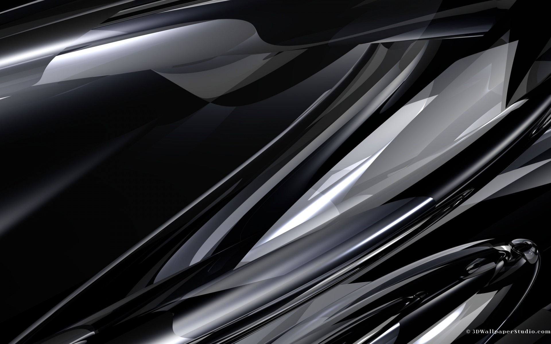 abstract chrome wallpaper wallpapers 1920×1200