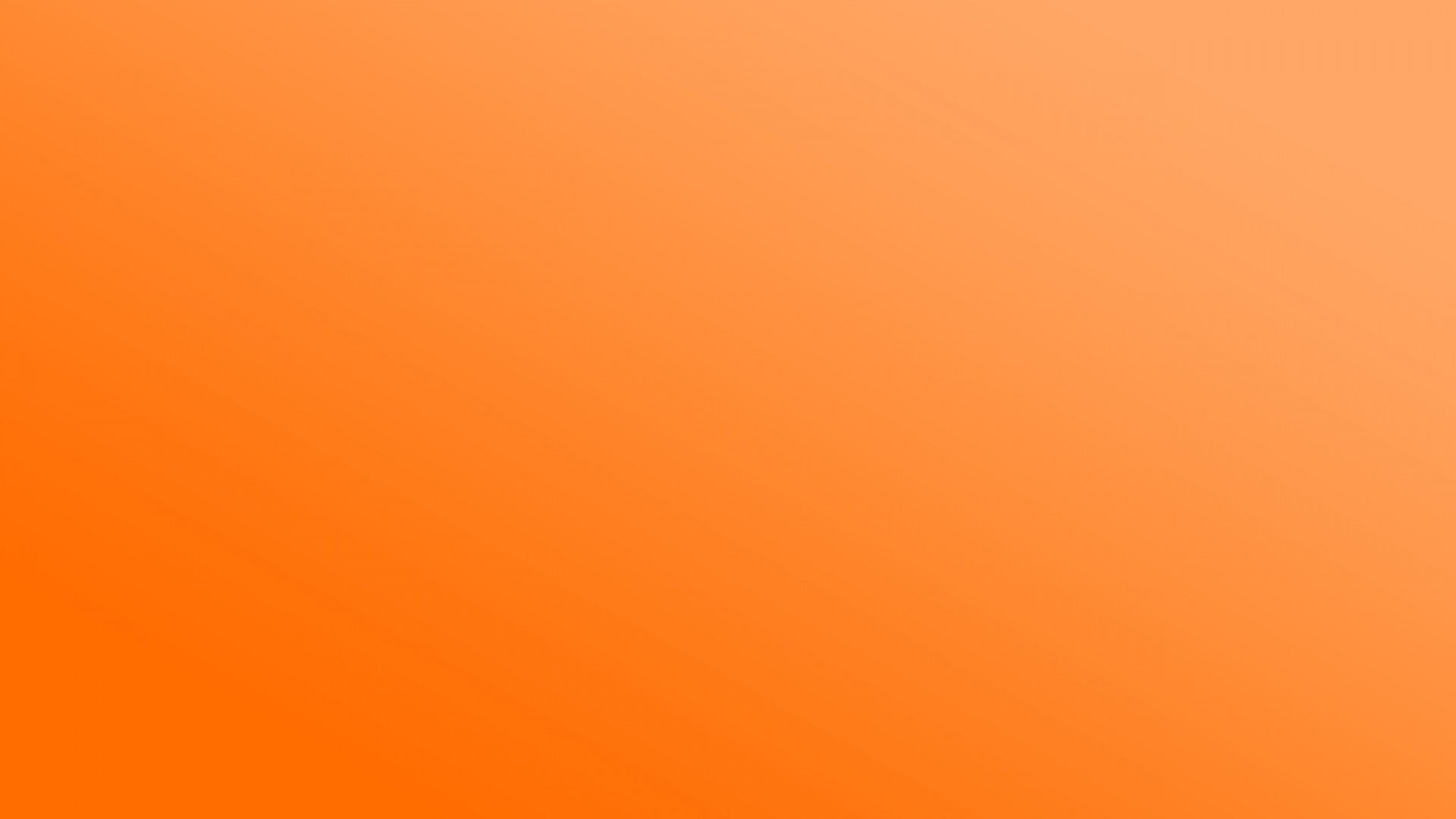 Preview wallpaper orange, white, solid, colorful 1920×1080