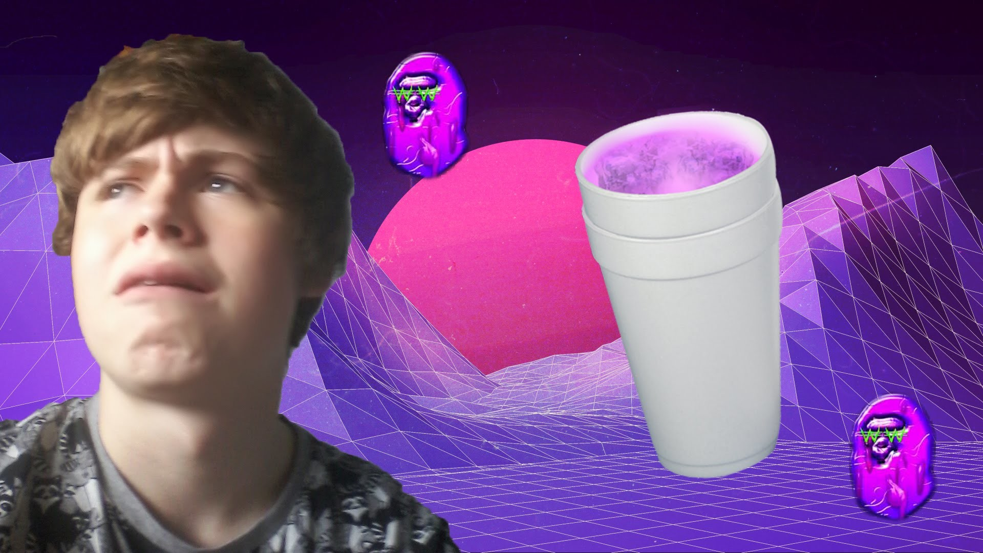 TRYING PURPLE DRANK FOR THE FIRST TIME!