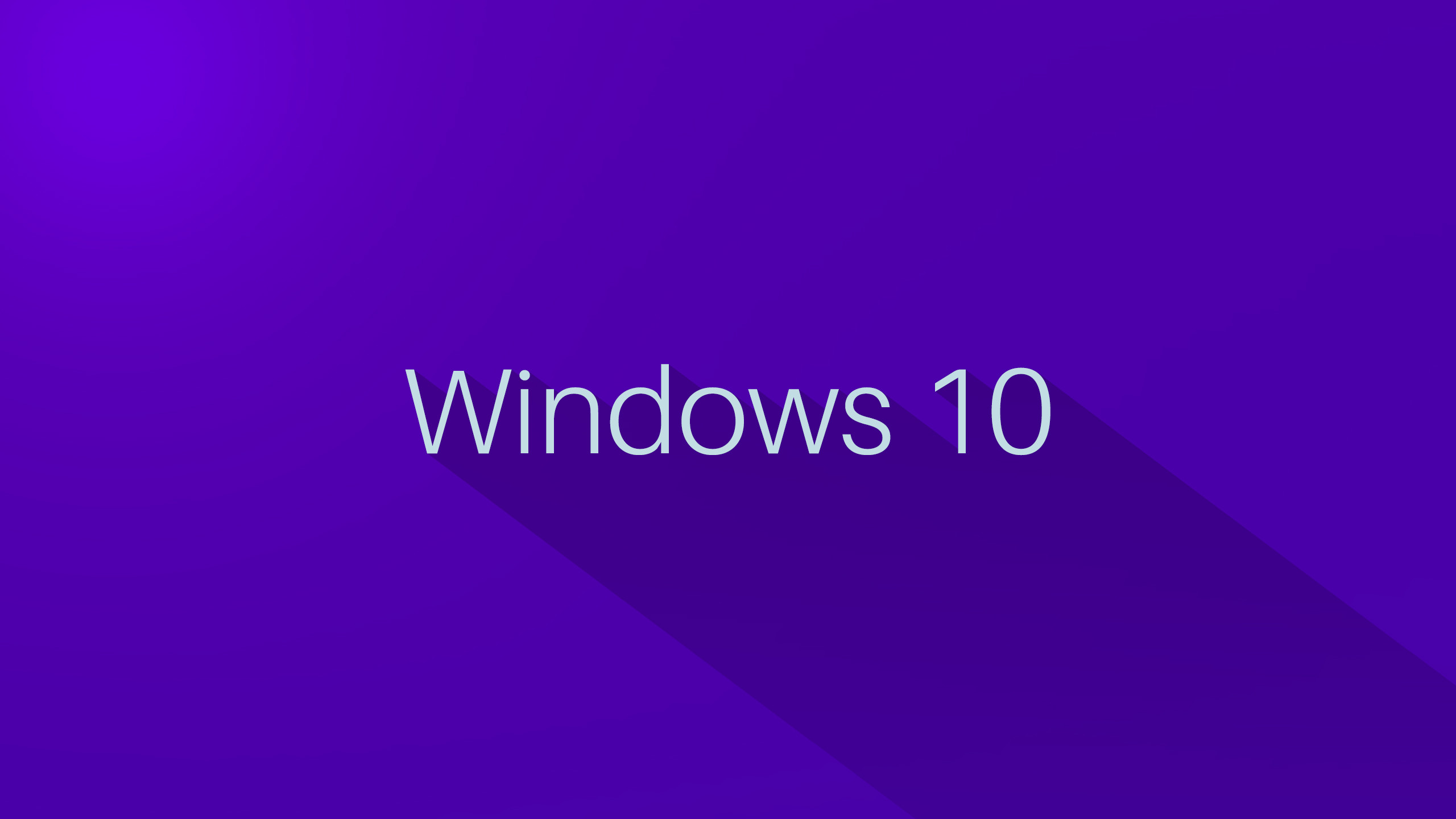 Purple Windows 10 Wallpaper Background 49913