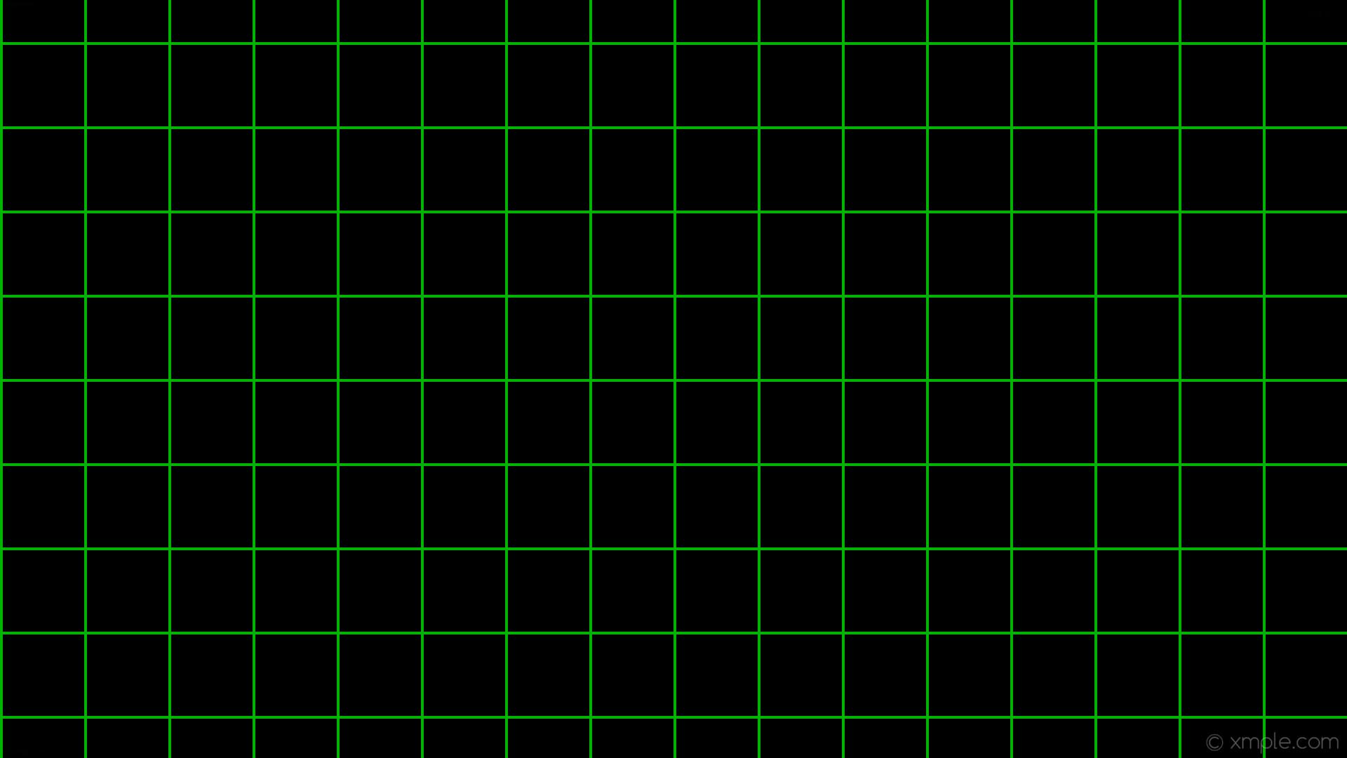 wallpaper graph paper black green grid lime #000000 #00ff00 0° 4px 120px