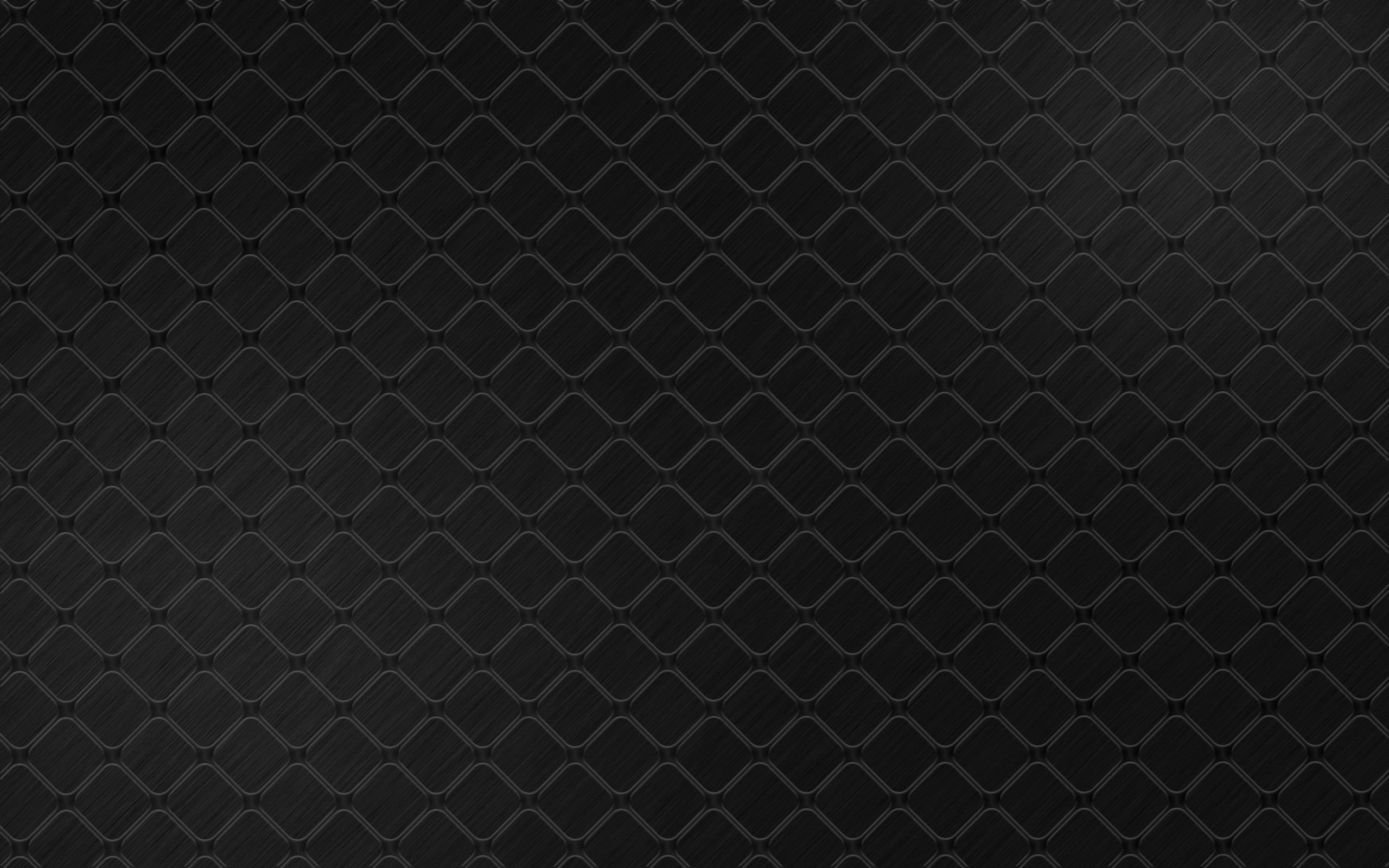 Black Abstract Grid Wallpaper 5804
