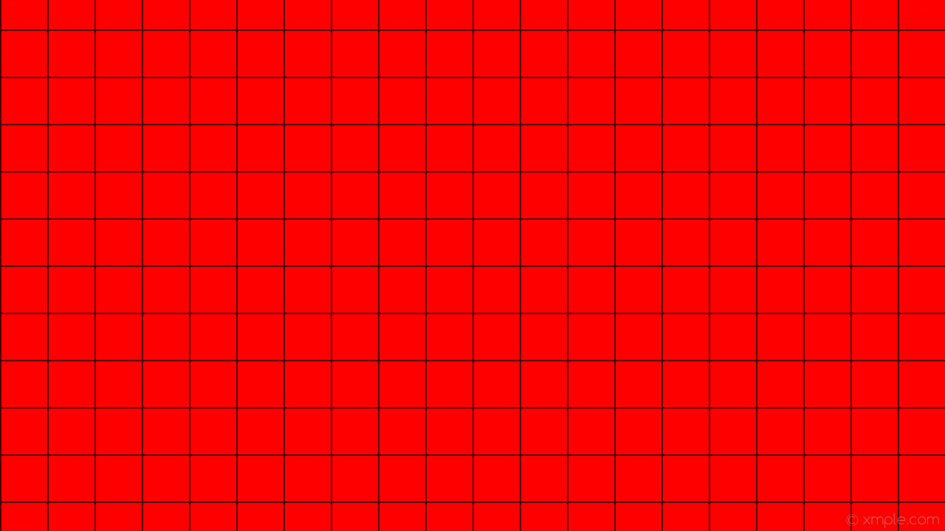 wallpaper graph paper red grid black #ff0000 #000000 0° 3px 96px