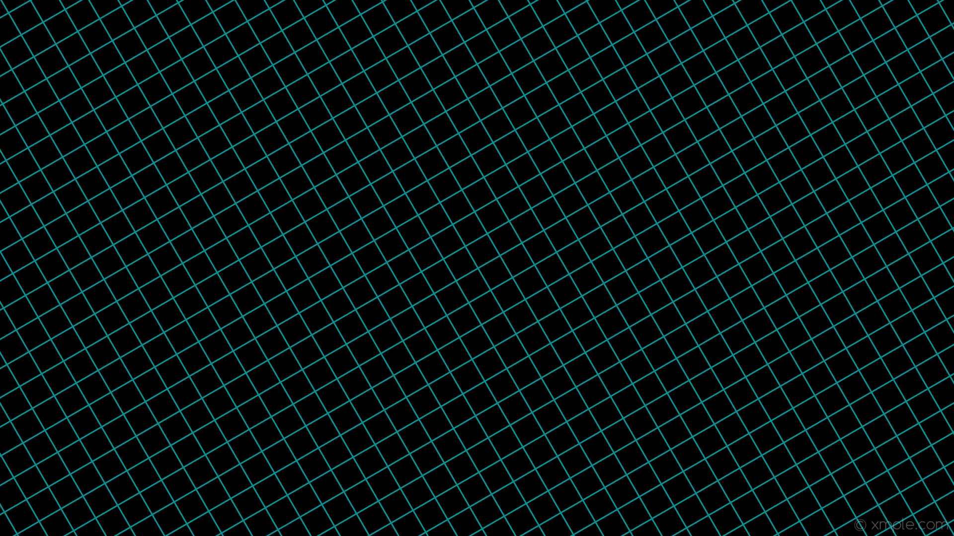 wallpaper graph paper blue black grid dark turquoise #000000 #00ced1 30°  3px 51px