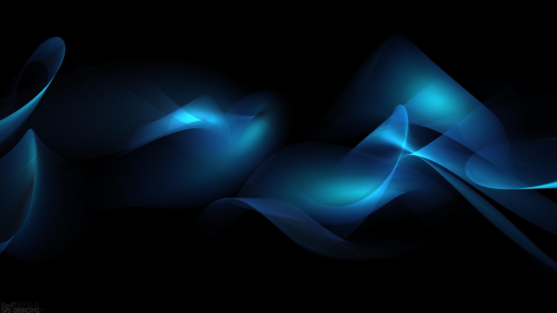 Blue Desktop Wallpaper