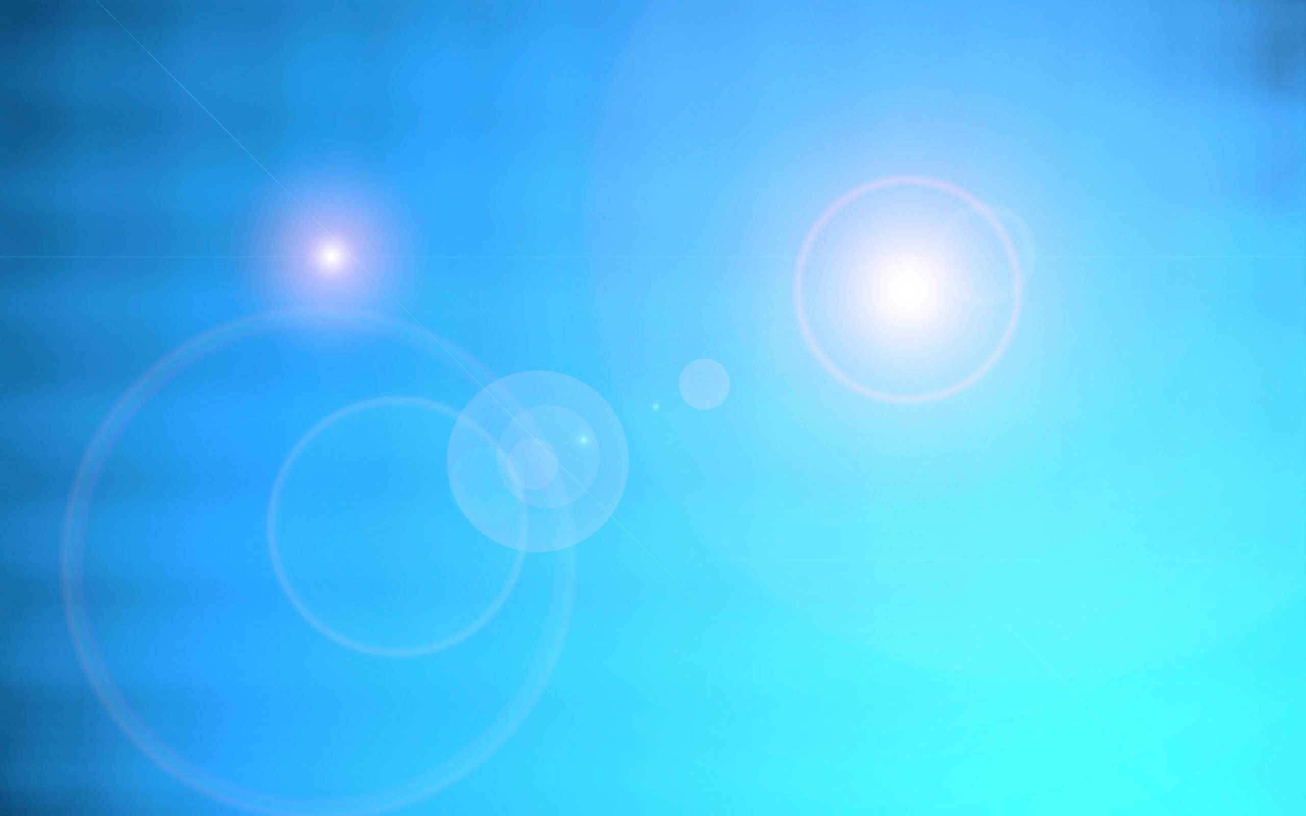 blue desktop background for Mac OS and Windows Vista. (High .