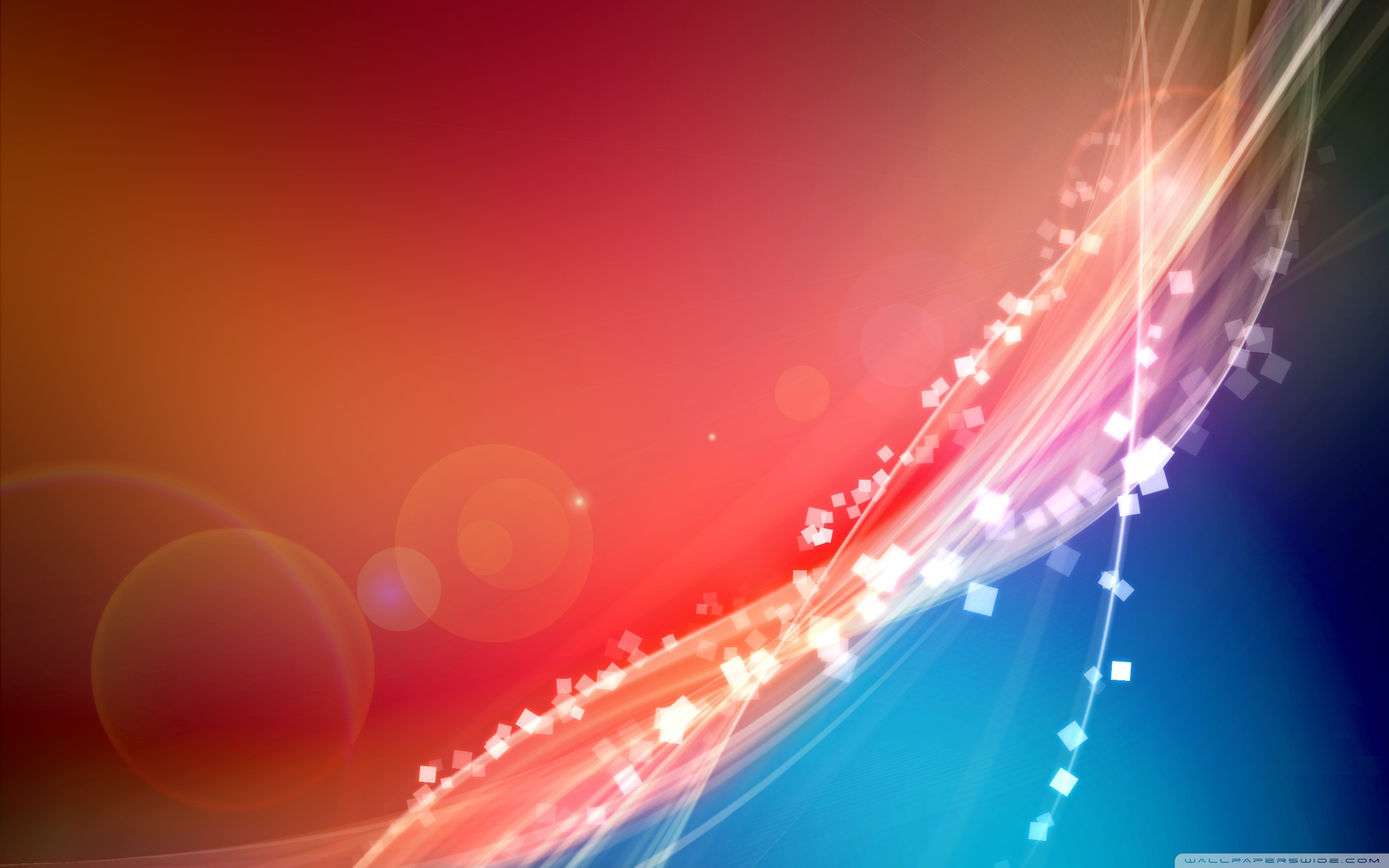 Red And Blue HD desktop wallpaper Widescreen High Definition