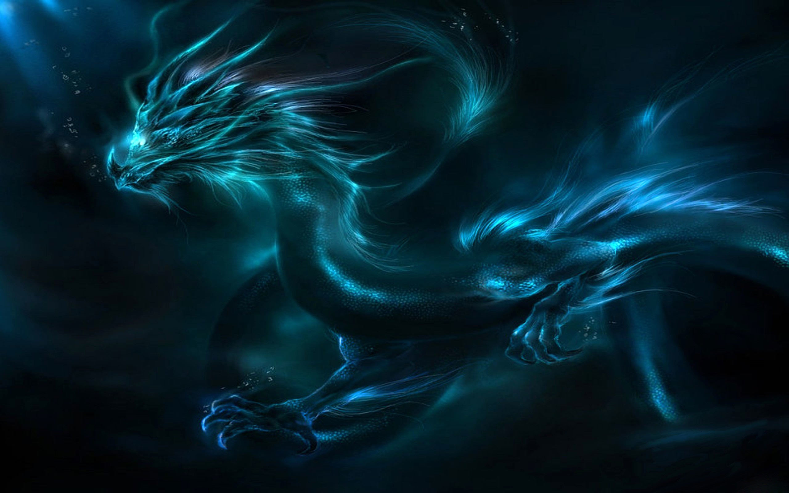 Fantasy Wallpaper: Blue Dragon Wallpaper Images for Desktop Background  Wallpaper HD Resolution
