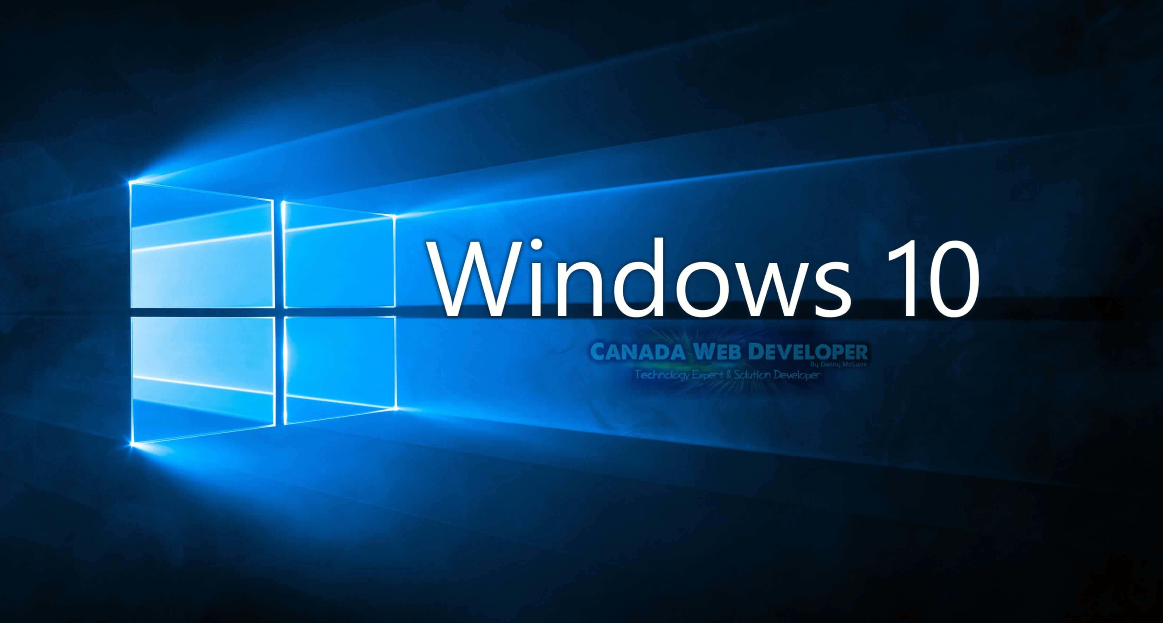 Top 10 Windows 10 HD Wallpapers for Desktop
