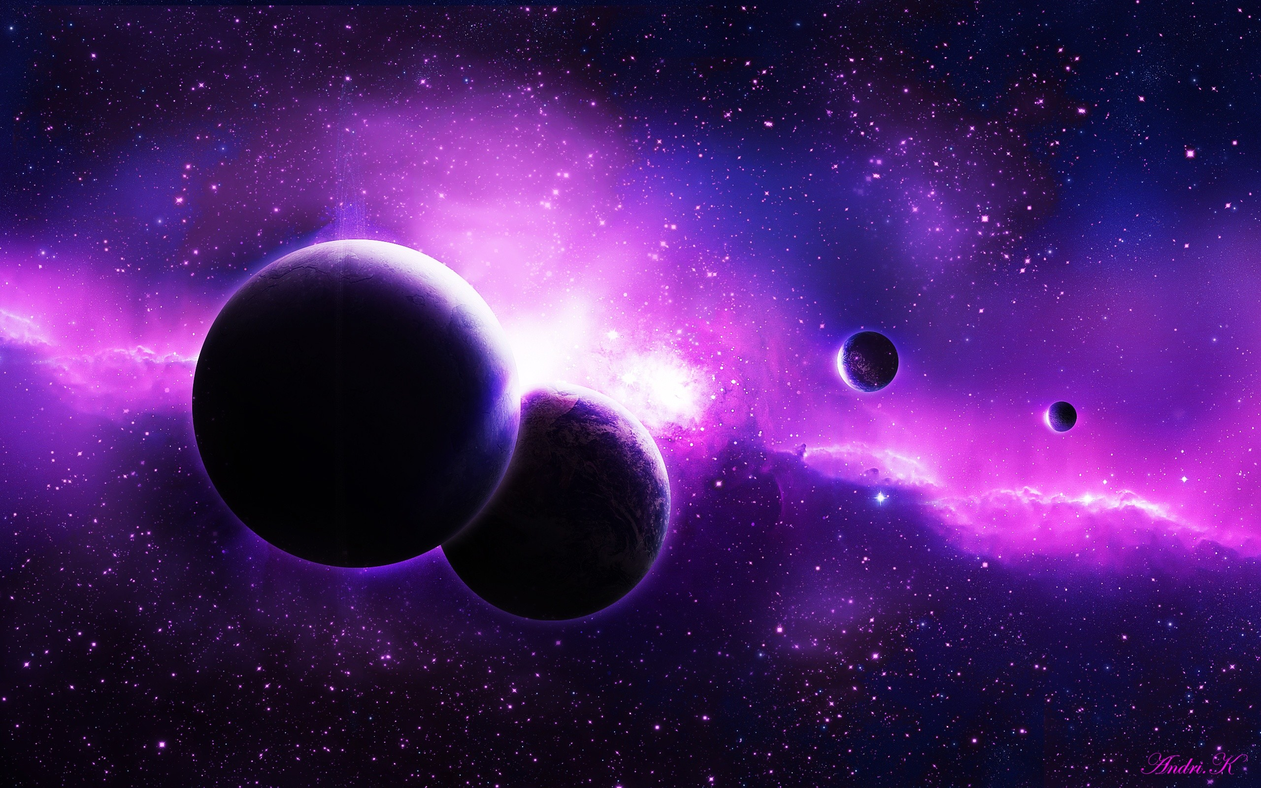 Planets Wallpapers, Purple Planets Backgrounds, Purple Planets Free .