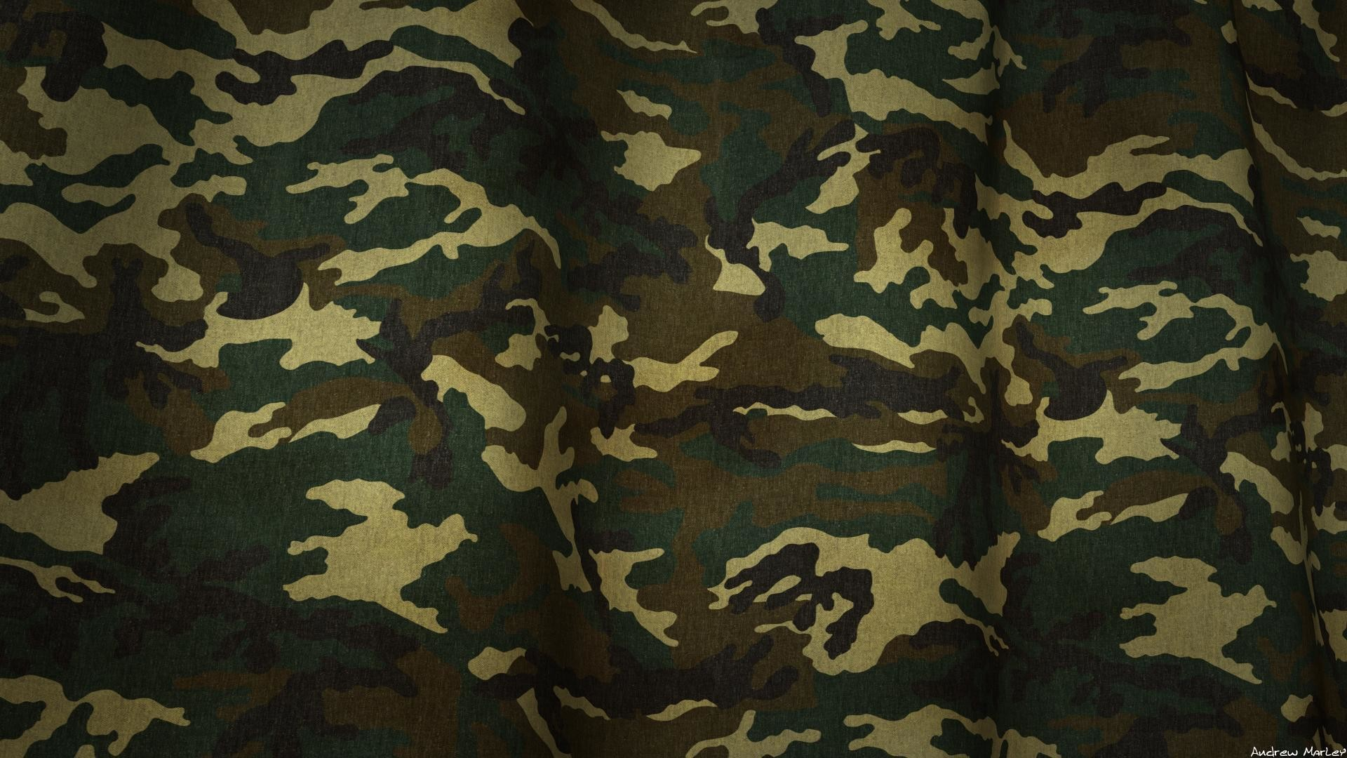 … camouflage wallpaper for walls …