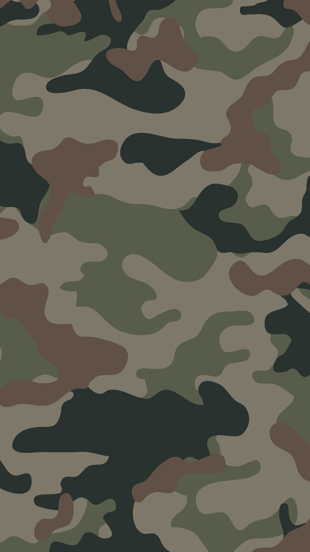 Camouflage wallpaper for iPhone or Android. Tags: camo, hunting, army,  backgrounds