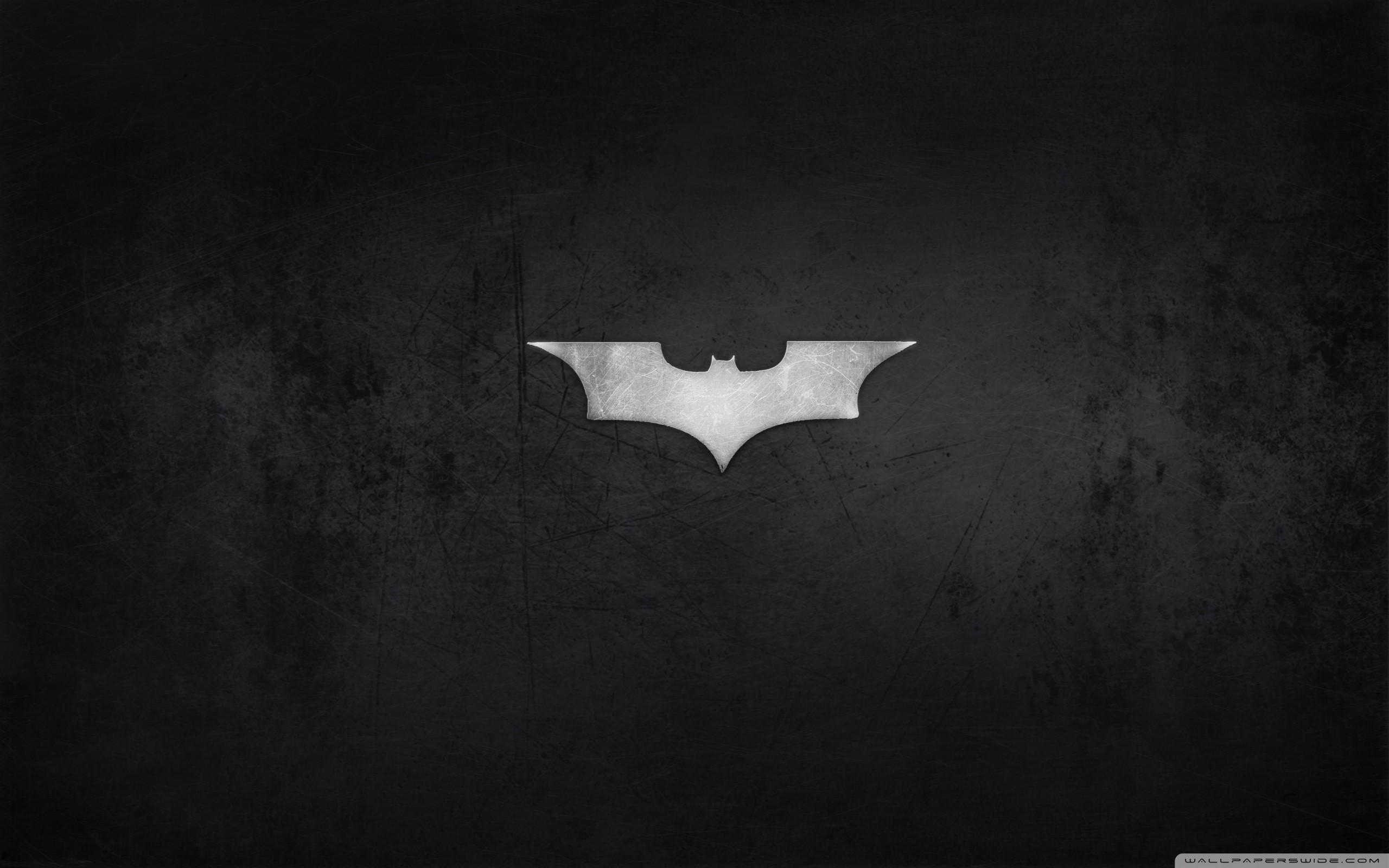 Batman Logo HD Wide Wallpaper for Widescreen