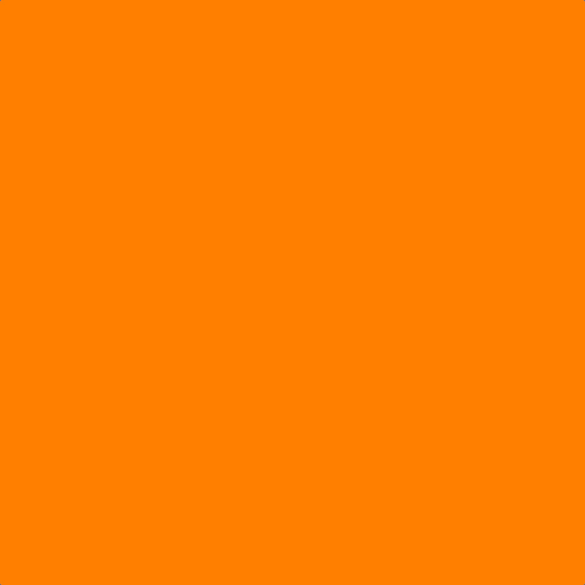 Wallpapers For > Solid Neon Orange Background