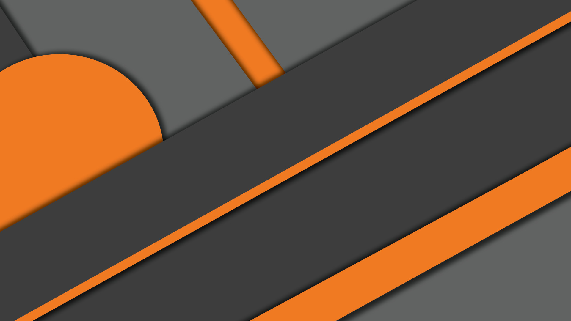 Orange Material [1920×1080] Need #iPhone #6S #Plus #Wallpaper/ #Background  for #IPhone6SPlus? Follow iPhone 6S Plus 3Wallpapers/ #Backgrounds Must …