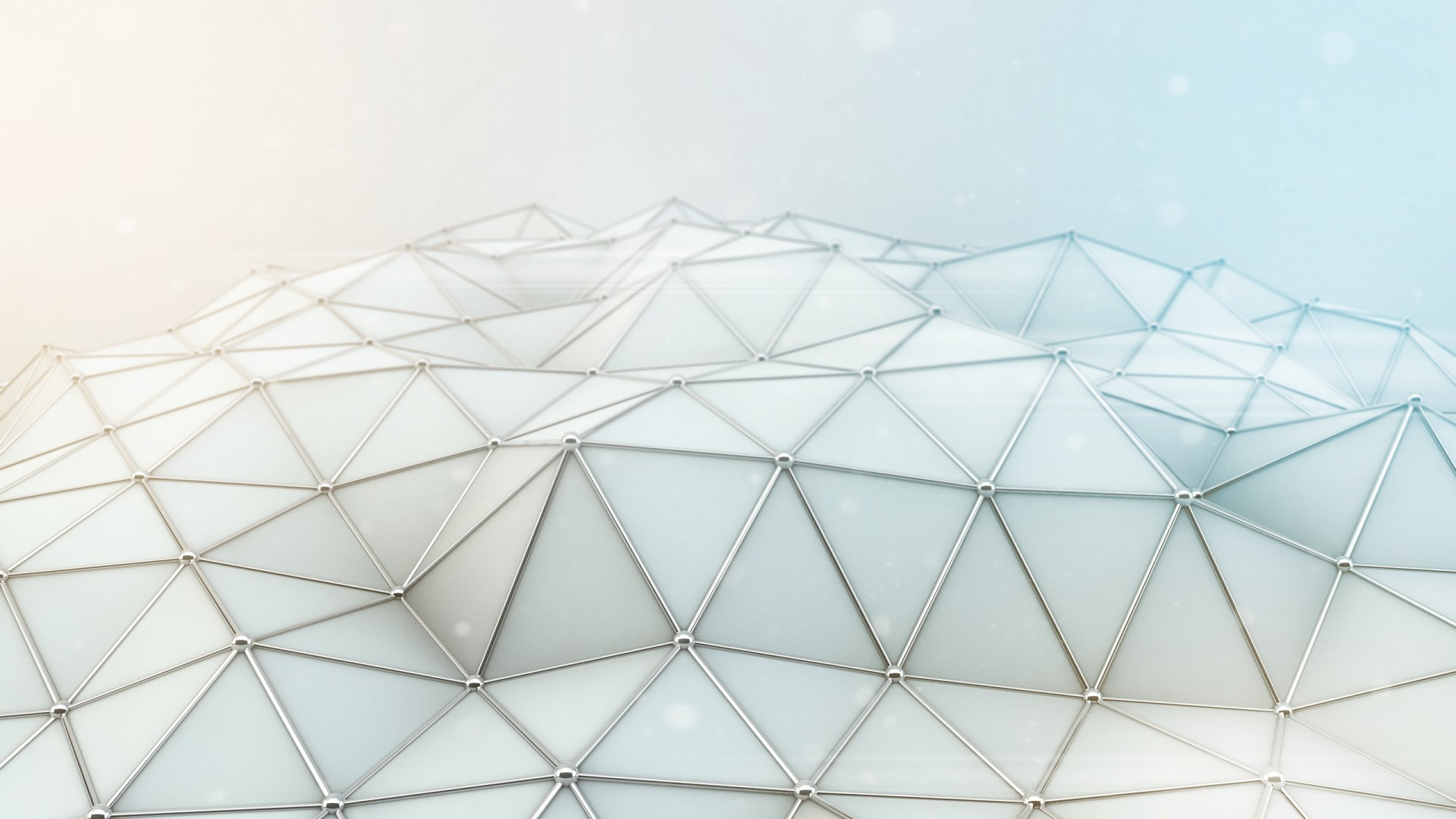 Abstract White Patterns Polygon Wallpaper – MixHD wallpapers