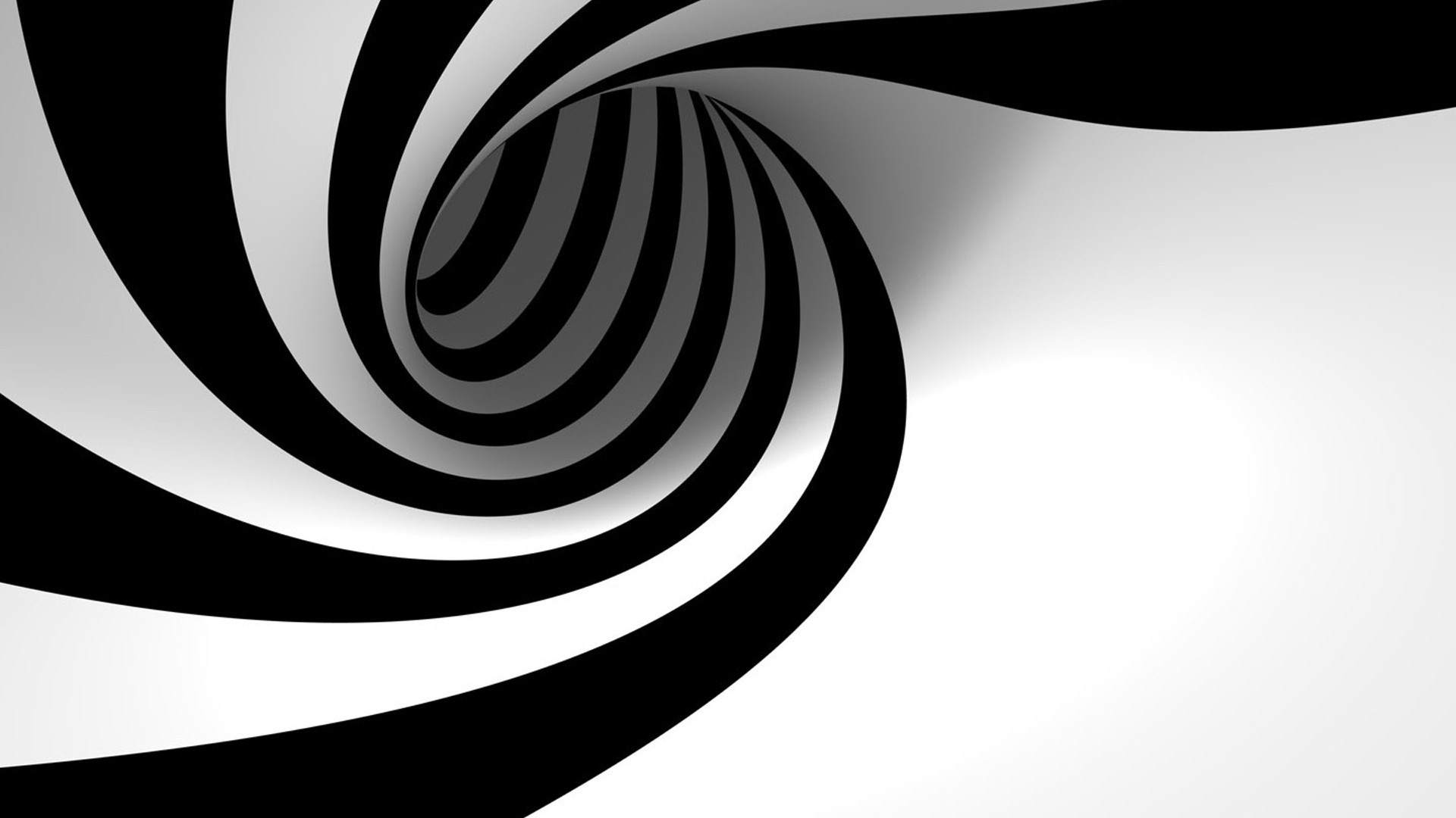 Abstract – 3D Wallpaper White Abstract Wallpaper 1920×1080