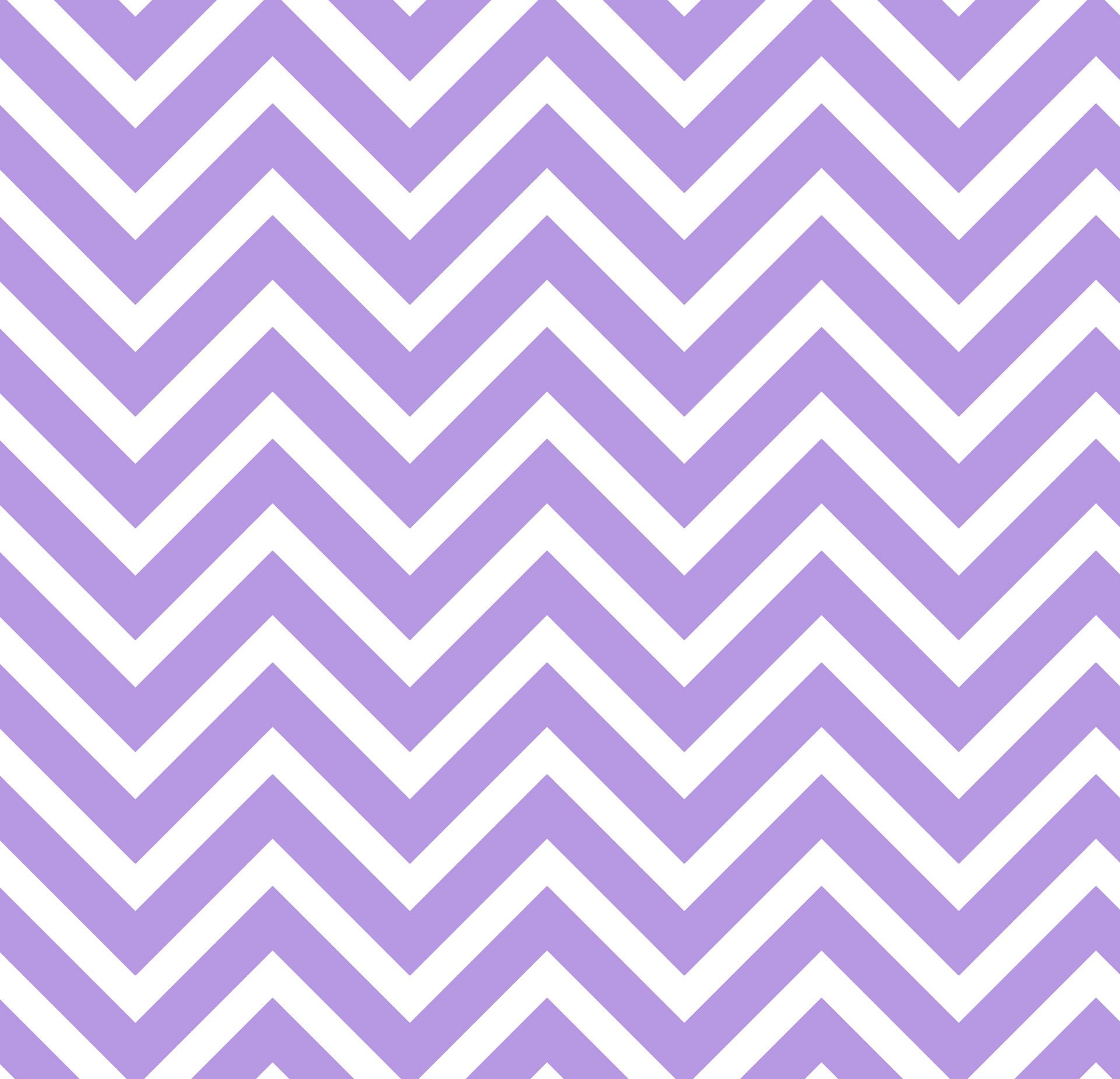 Chevrons Stripes Lavender Background