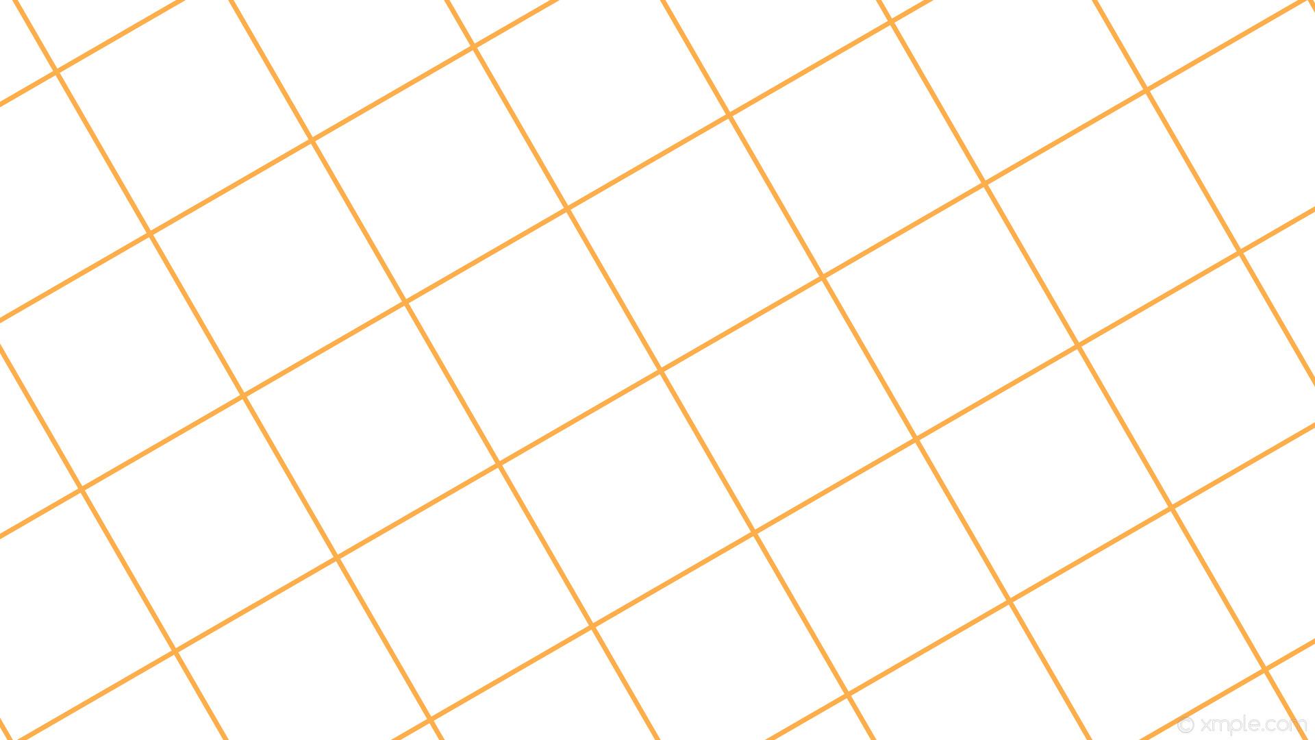 wallpaper graph paper orange white grid dark orange #ffffff #ff8c00 30° 7px  273px