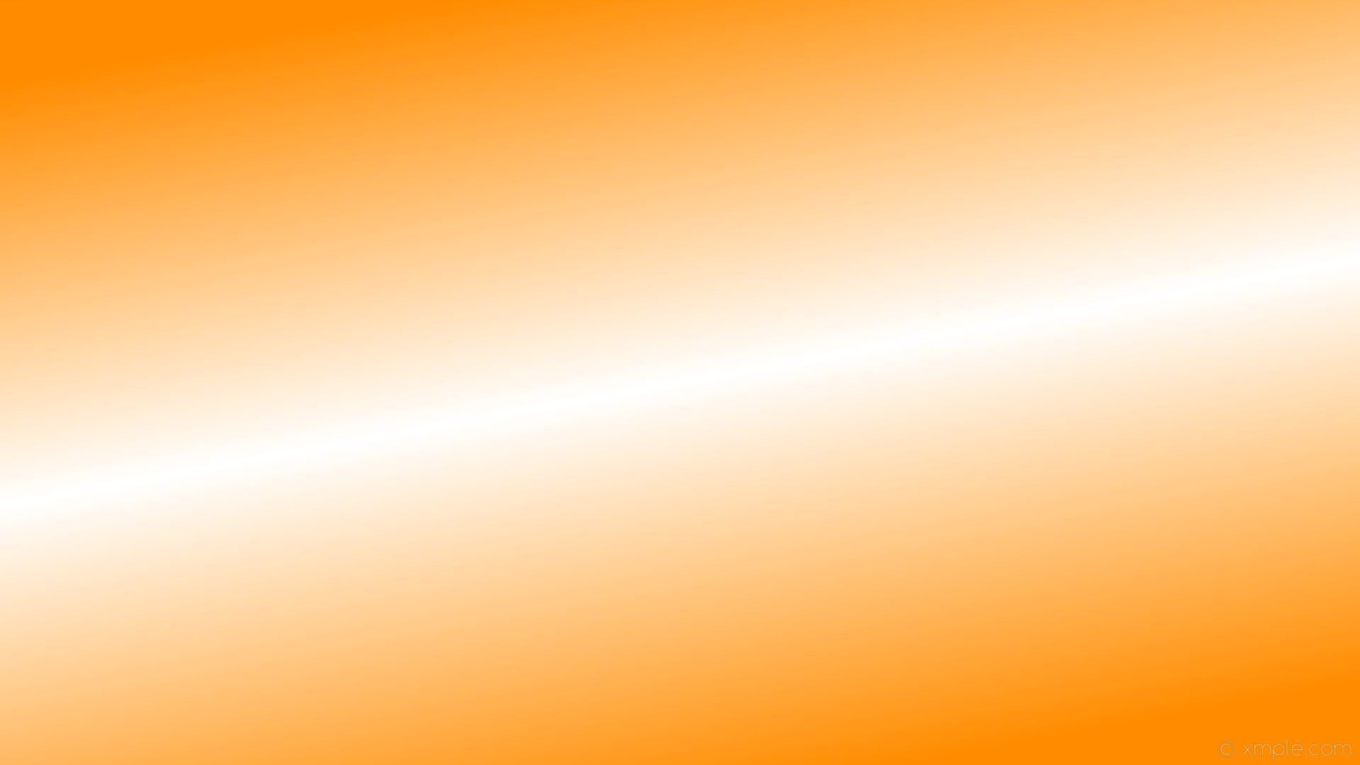 wallpaper highlight linear gradient orange white dark orange #ff8c00  #ffffff 120° 50%