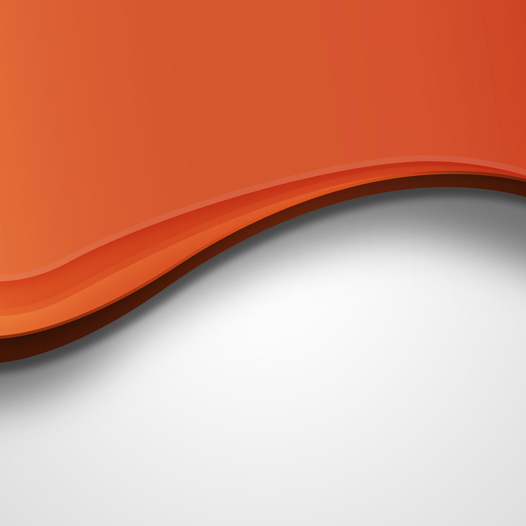 Orange iPad Wallpaper 26