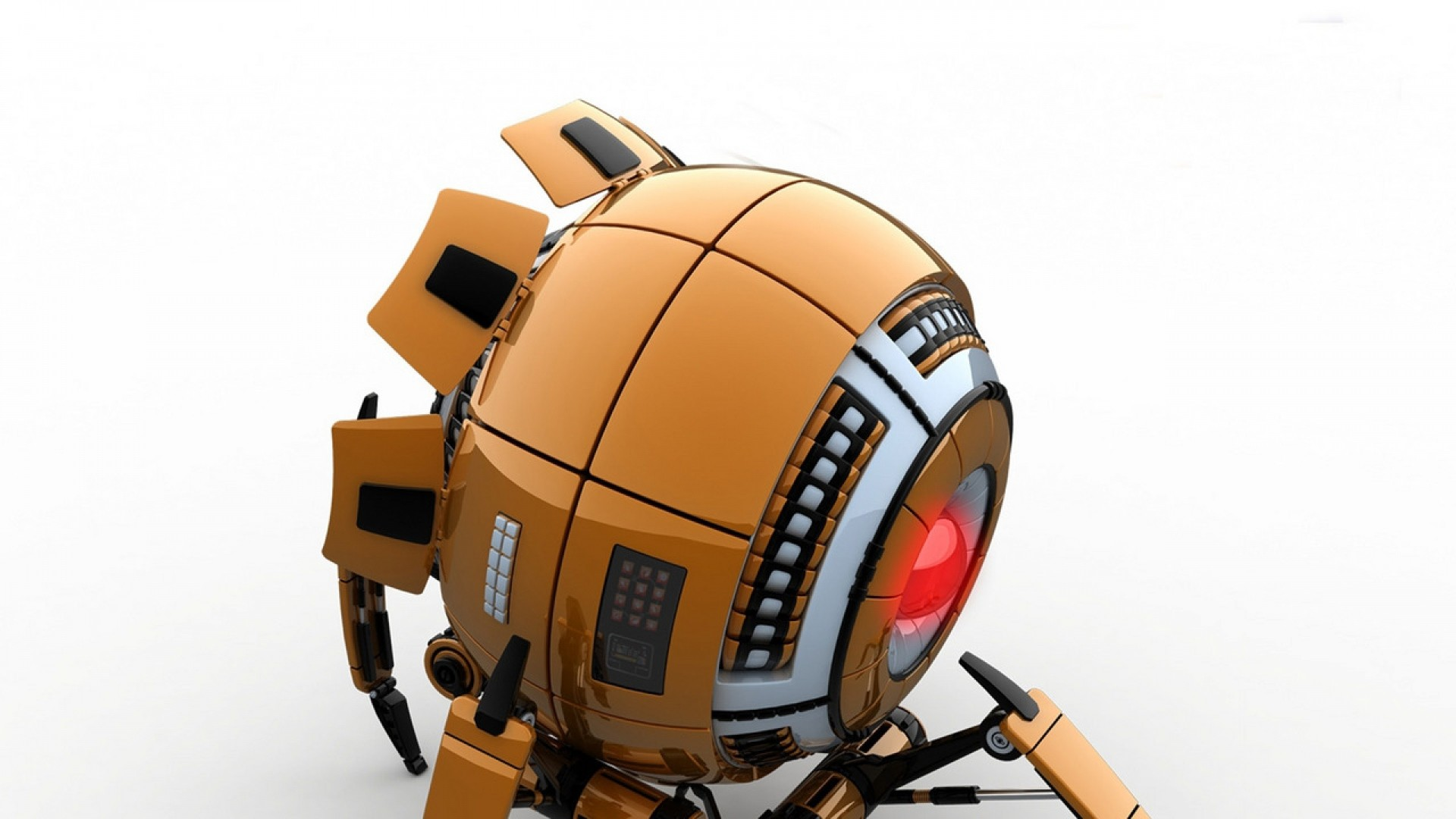 Get the latest robot, orange, white news, pictures and videos and learn all  about robot, orange, white from wallpapers4u.org, your wallpaper news  source.