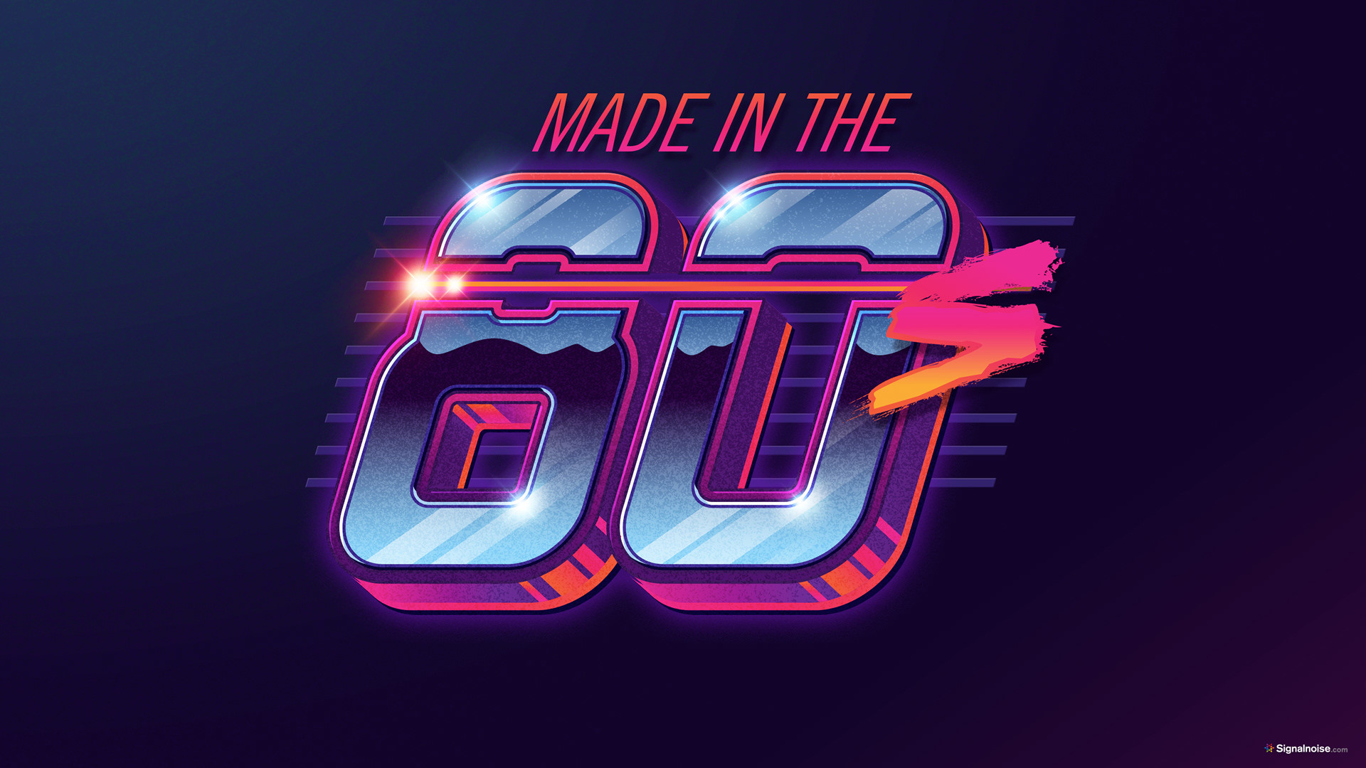 Made in the 80s. '