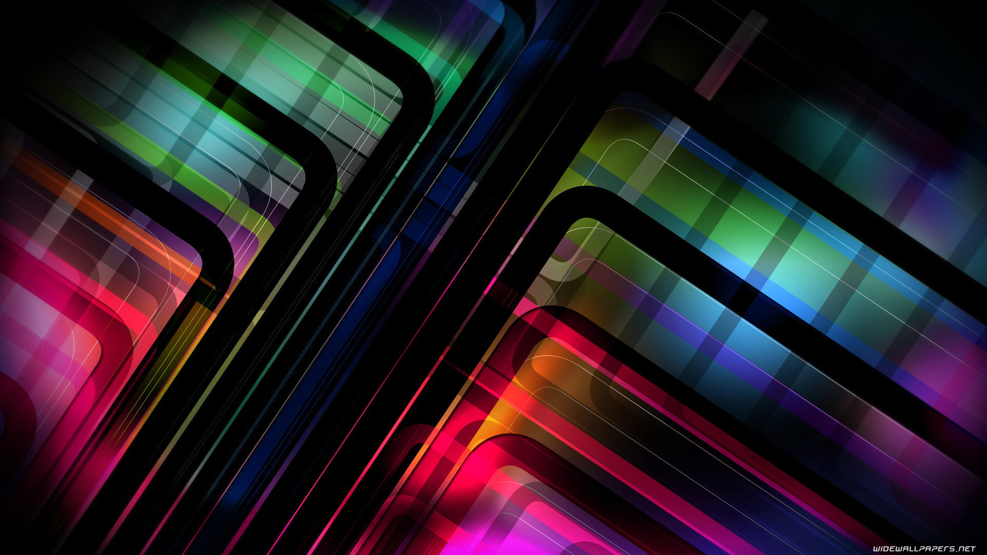 Black Abstract Wallpapers 2 Background