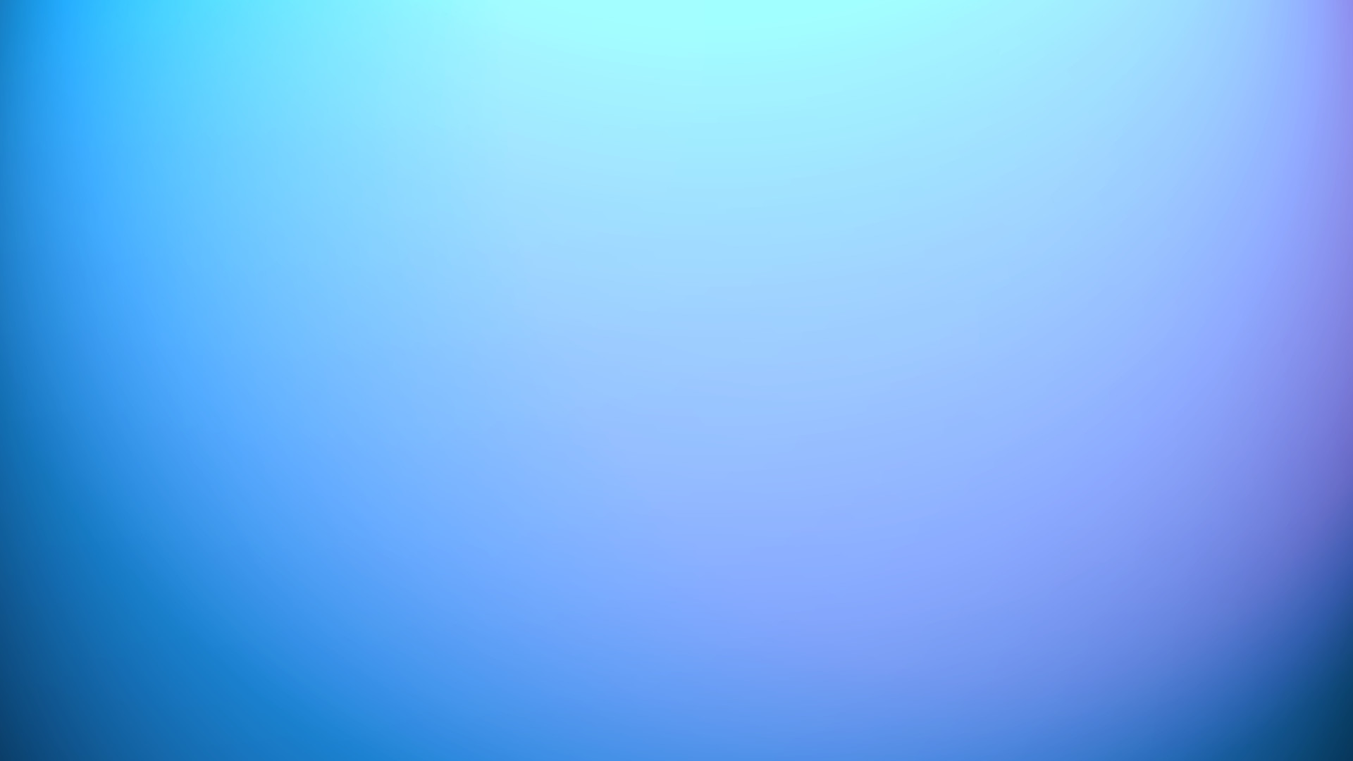 Blue gradient HD Wallpaper 1920×1080