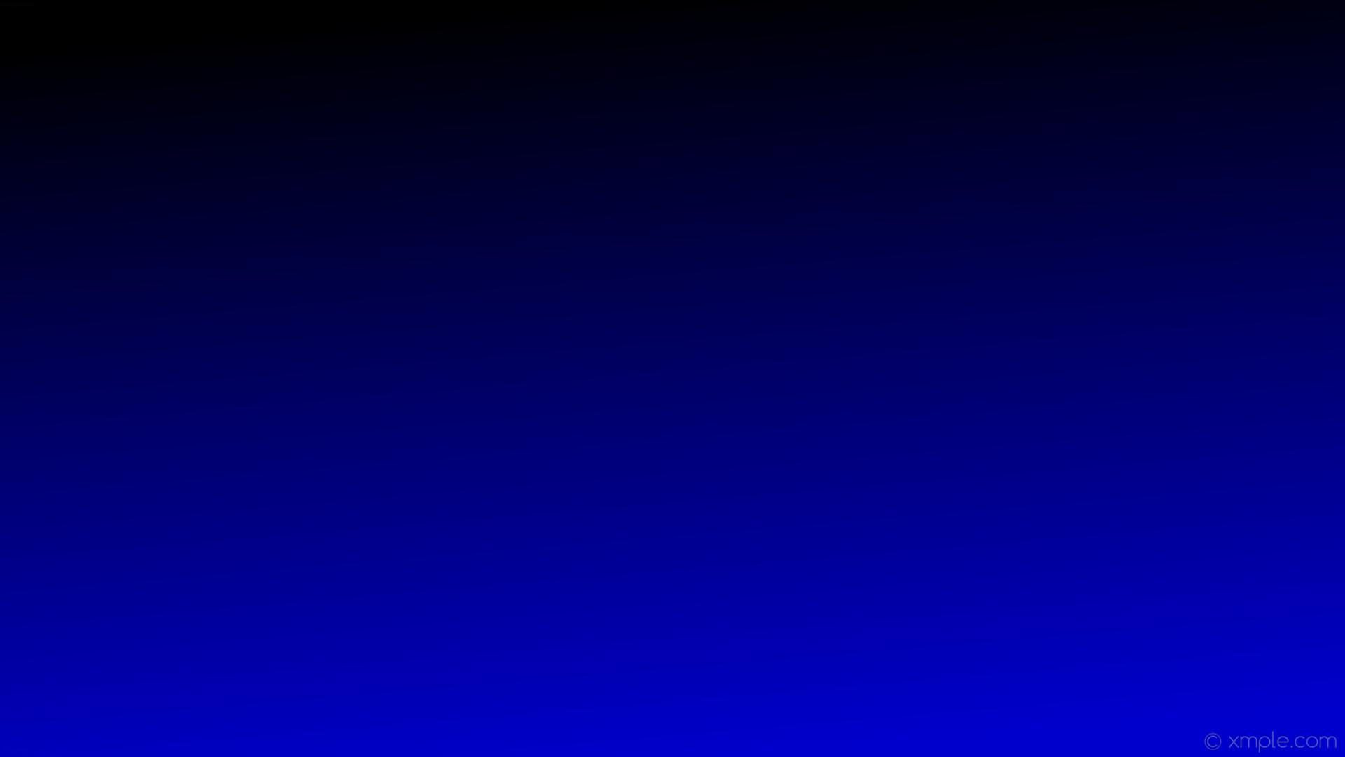 wallpaper black blue gradient linear medium blue #000000 #0000cd 105°