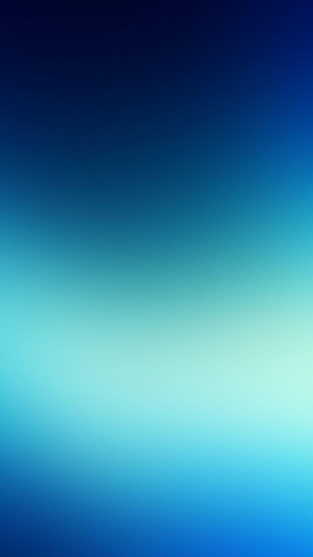 Blue gradient Wallpaper