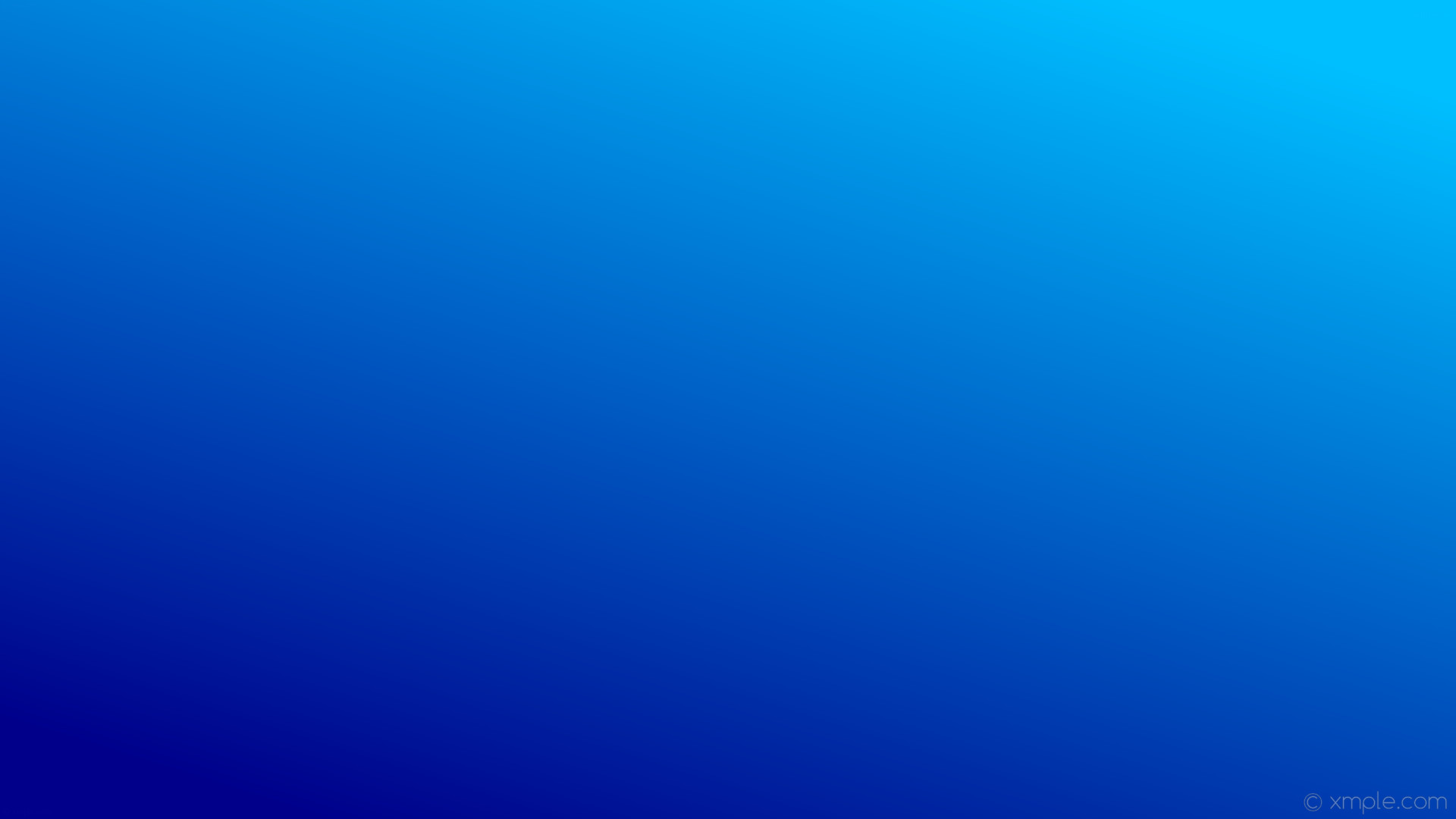 wallpaper linear blue gradient dark blue deep sky blue #00008b #00bfff 225°
