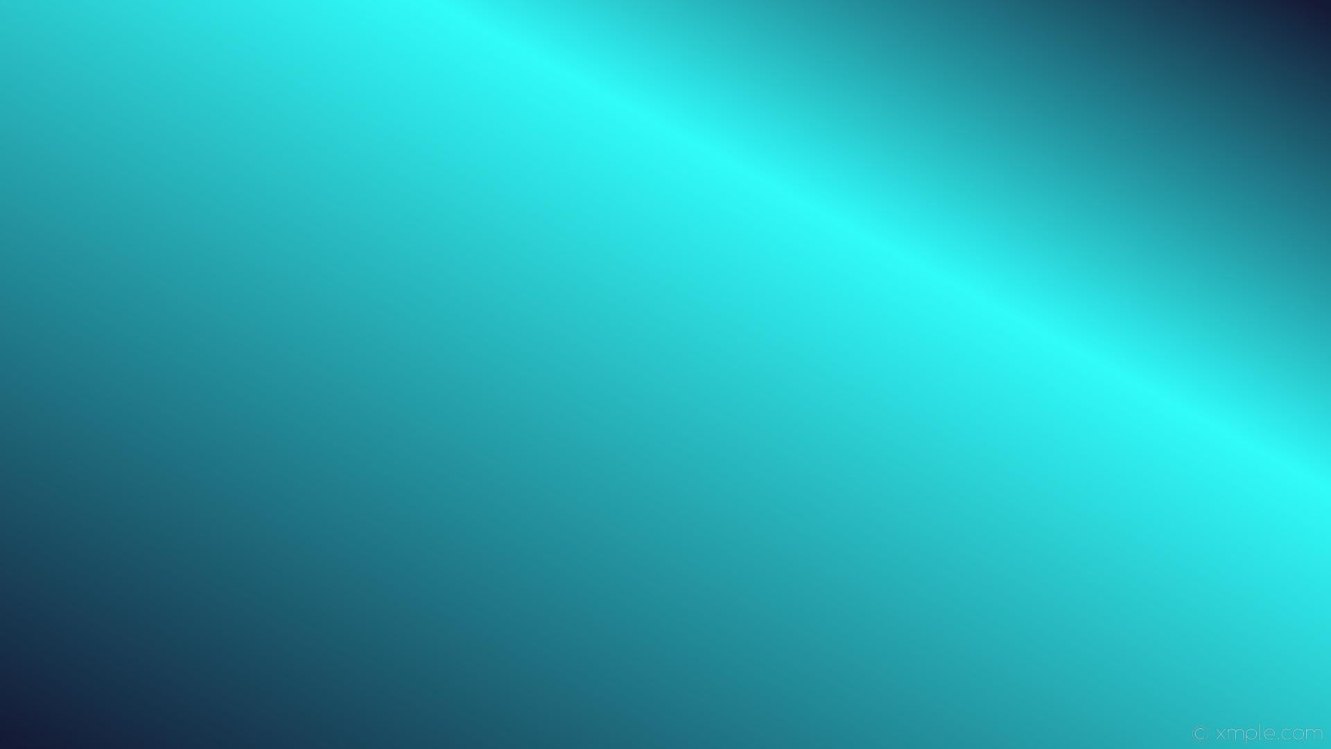 wallpaper highlight cyan blue gradient linear dark blue #141935 #30fcfa 30°  33%