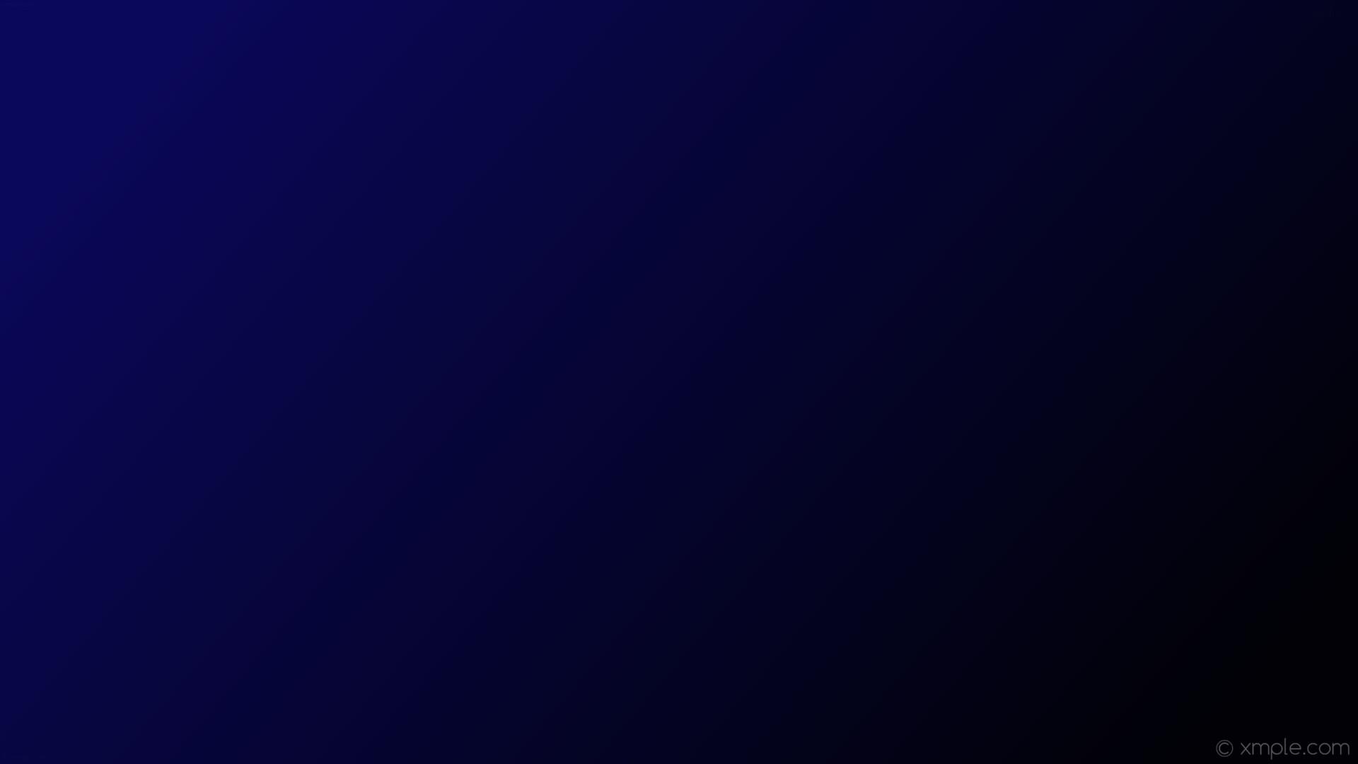 wallpaper black linear blue gradient dark blue #0a085b #010106 165°