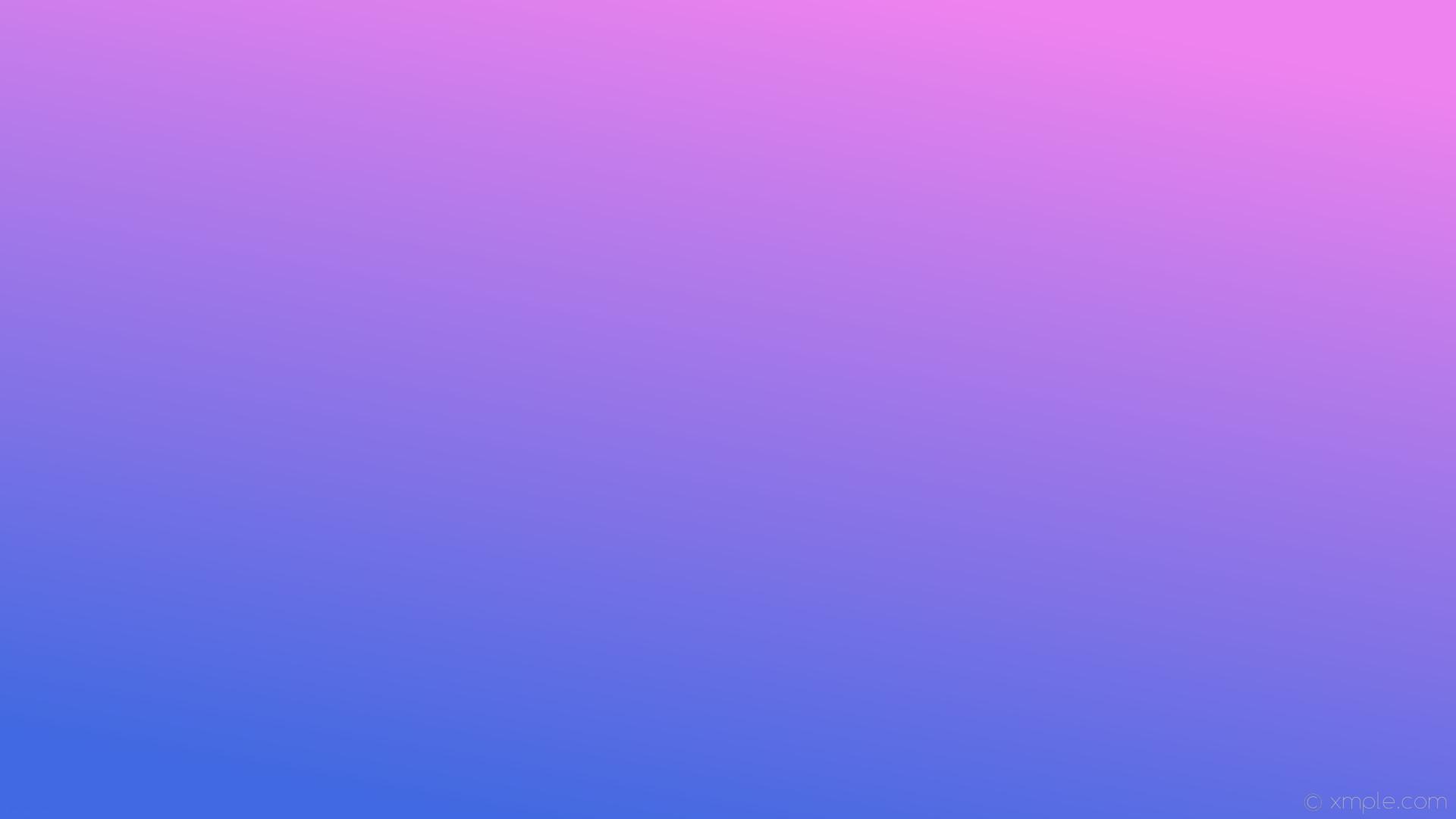 wallpaper purple linear blue gradient violet royal blue #ee82ee #4169e1 60°