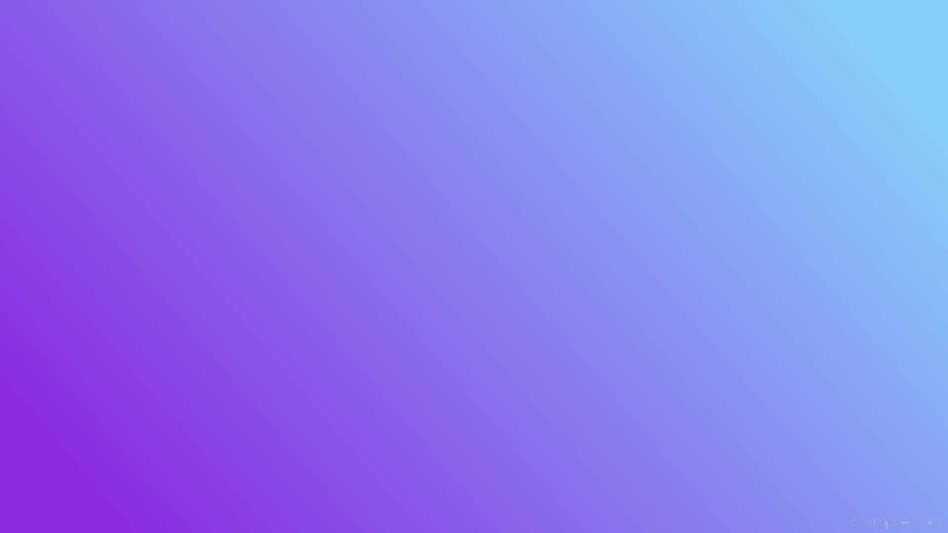 wallpaper blue gradient purple linear light sky blue blue violet #87cefa  #8a2be2 15°