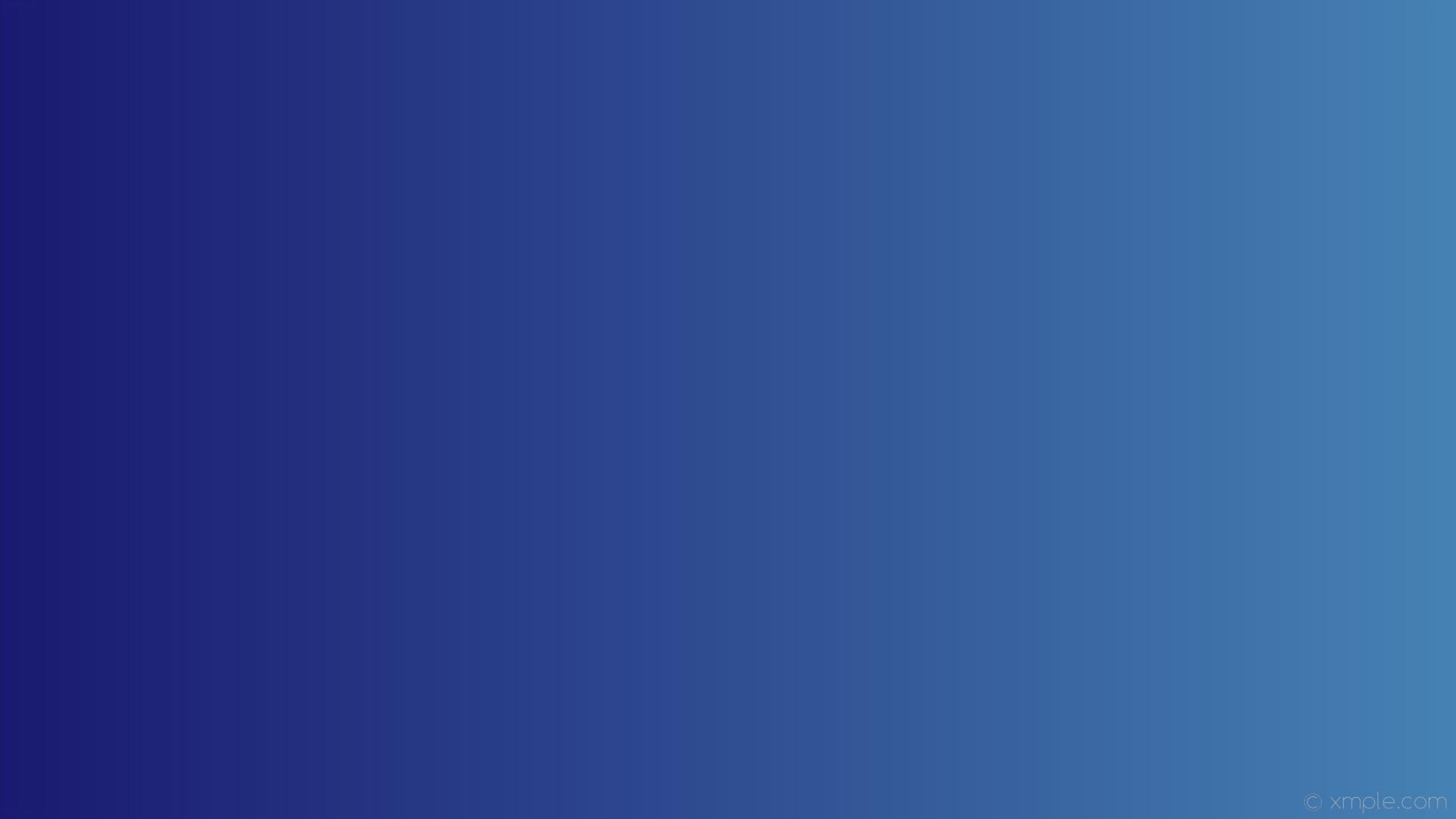 wallpaper linear gradient blue steel blue midnight blue #4682b4 #191970 0°
