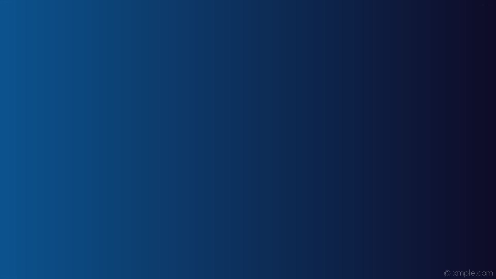 wallpaper linear azure blue gradient dark blue #0e0b27 #0c538e 0°