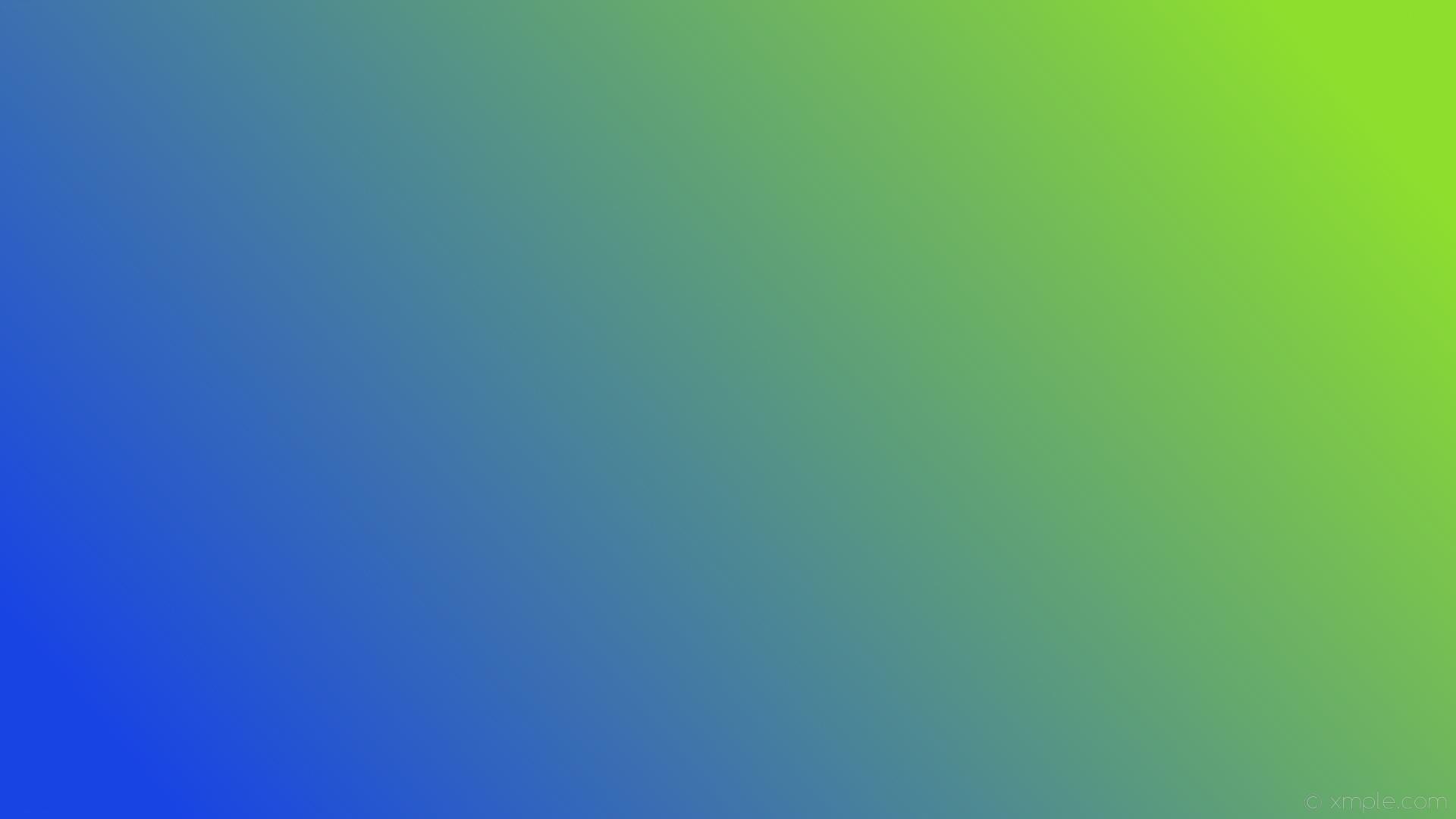 wallpaper lime linear blue gradient #1944e4 #8edf2d 195°
