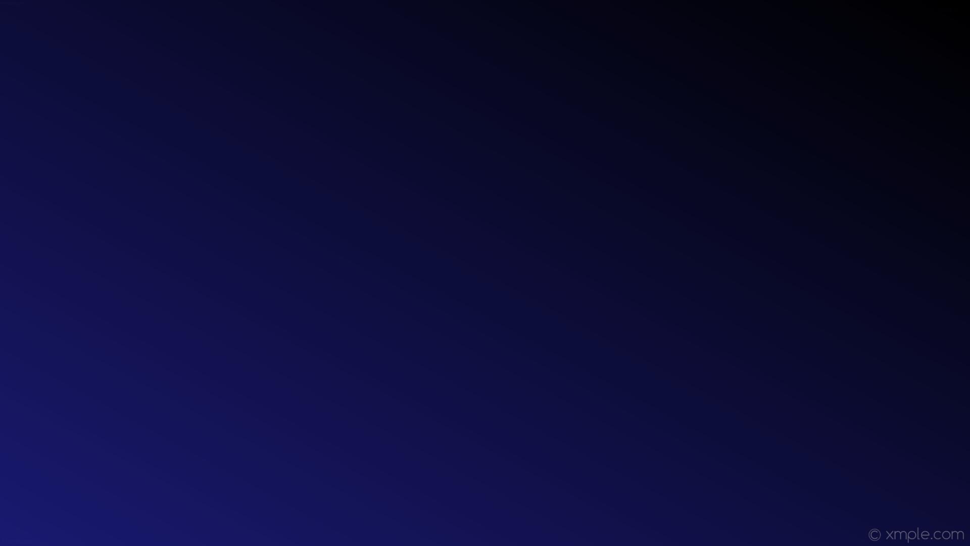 wallpaper black blue gradient linear midnight blue #000000 #191970 30°