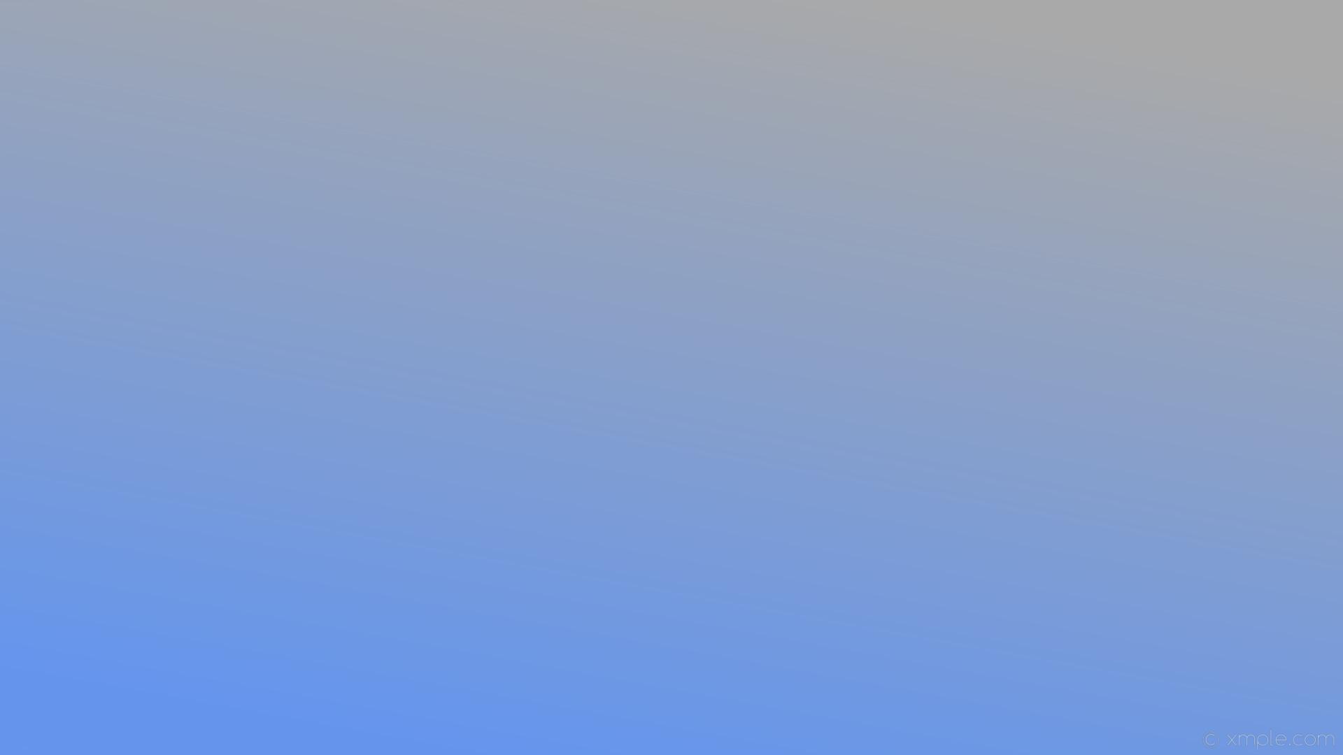 wallpaper linear grey blue gradient cornflower blue dark gray #6495ed  #a9a9a9 240°